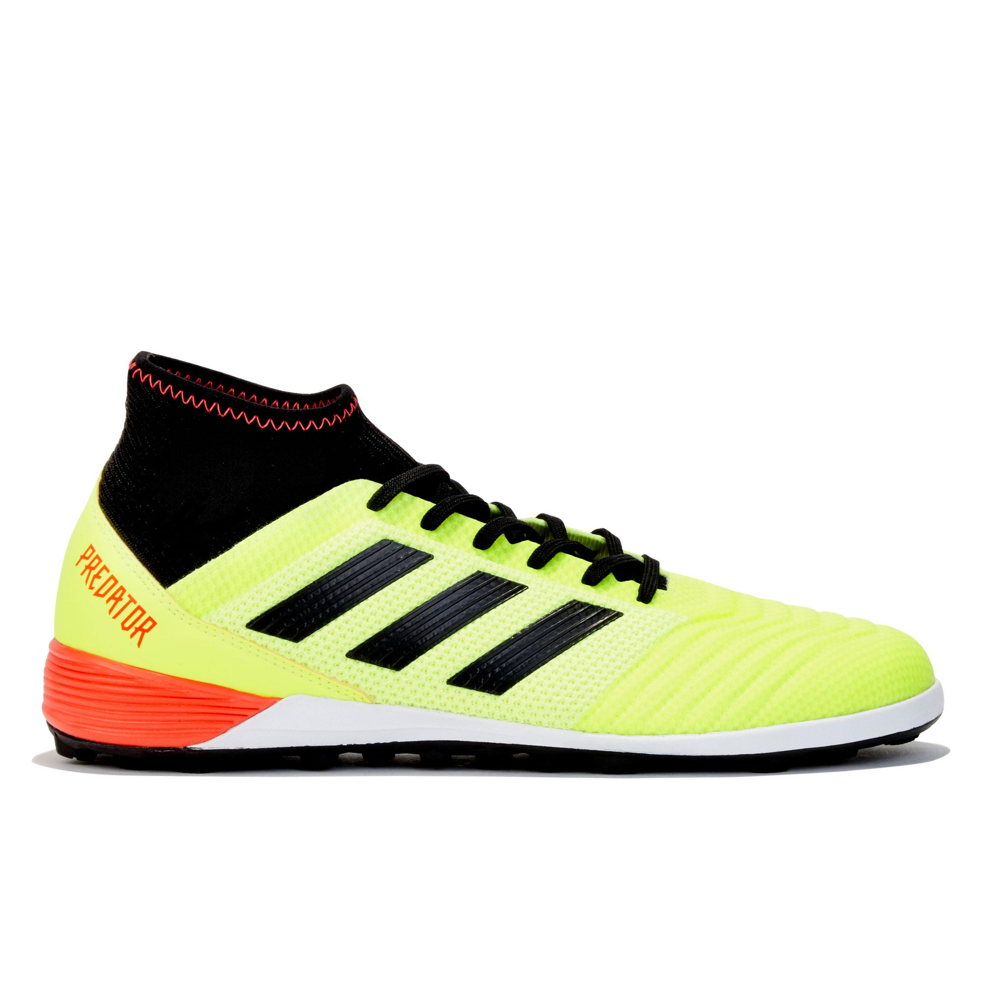 Image of adidas Predator Tango 18.3 Astroturf Trainers - Yellow