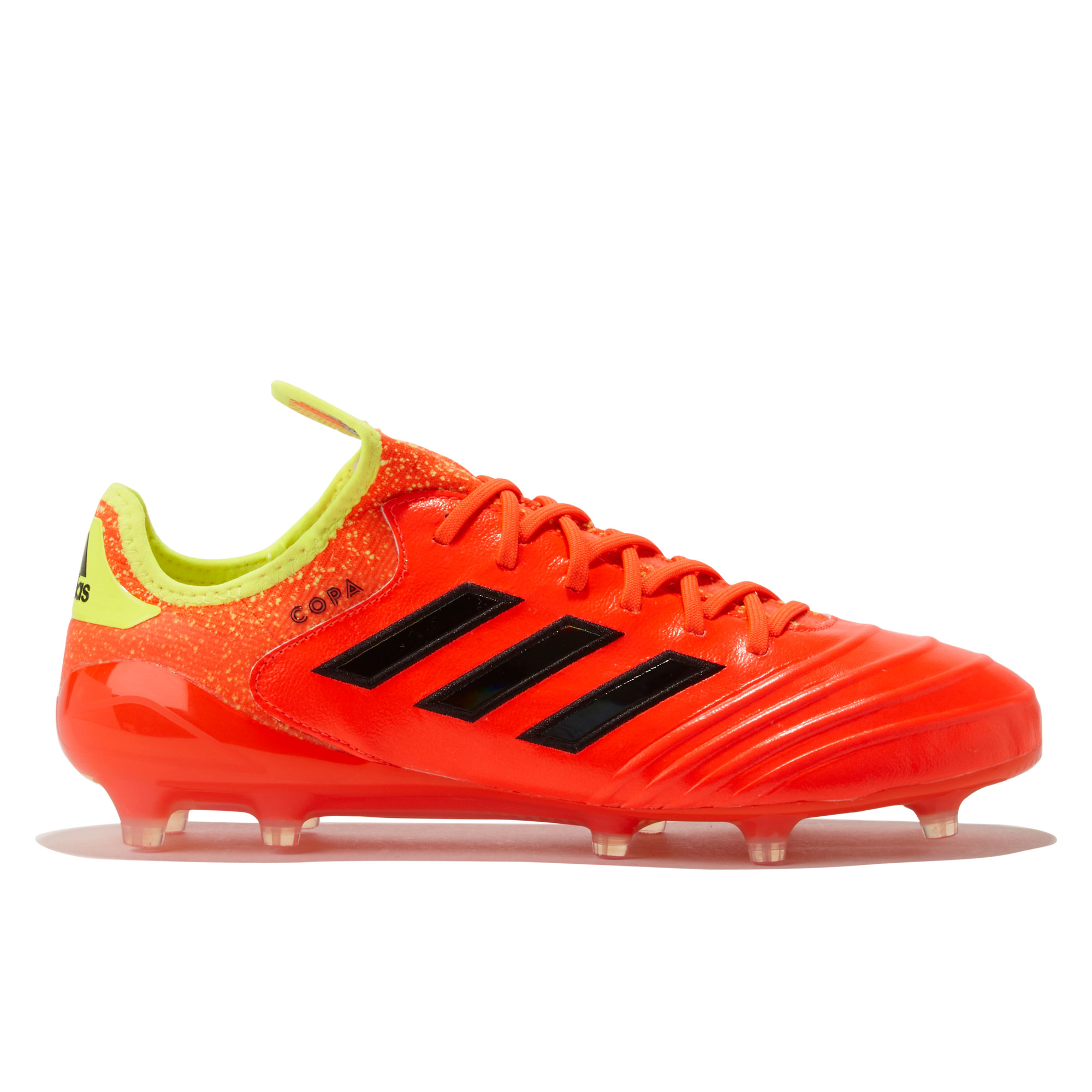 Image of adidas Copa 18.1 Firm Ground Football Boots - Red
