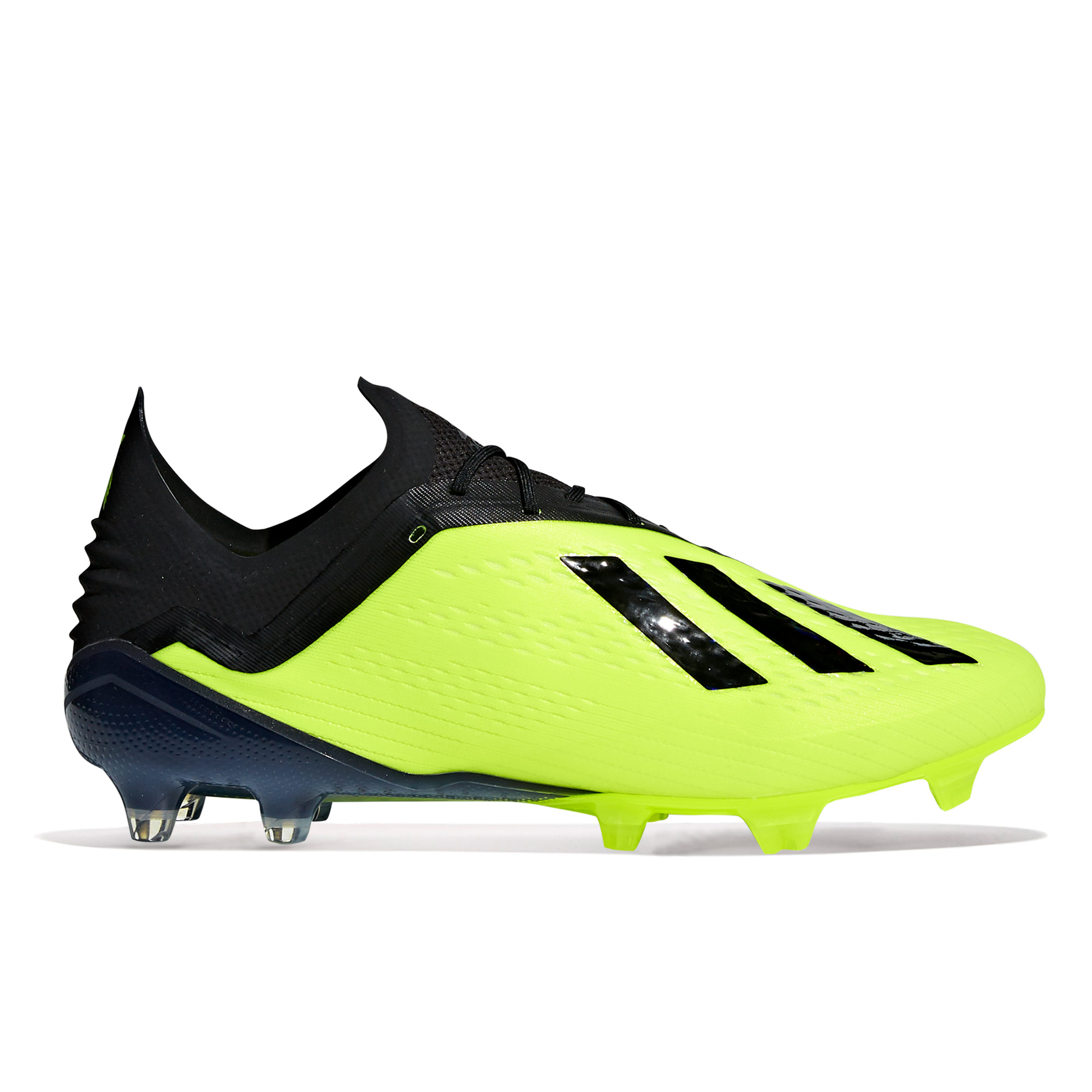 adidas X 18.1 Firm Ground Football Boots - Yellow