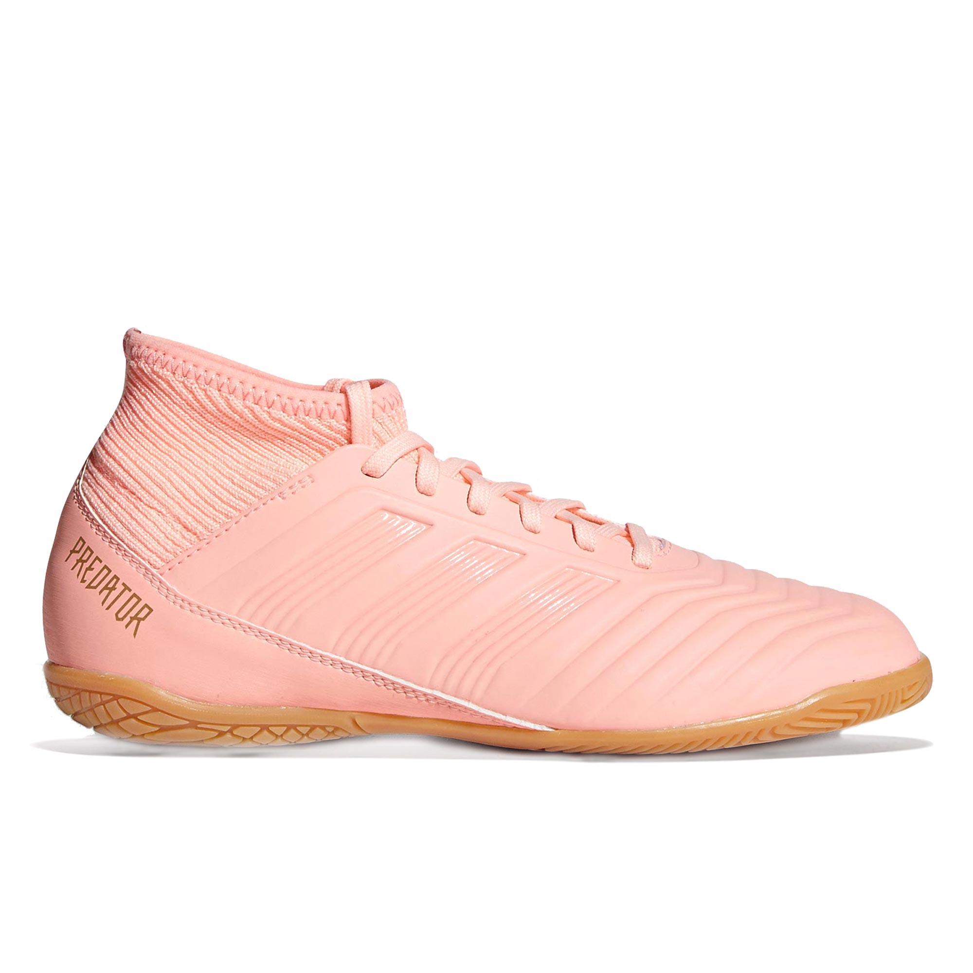 Adidas Predator Tango 18.3 Indoor Trainers - Orange - Kids