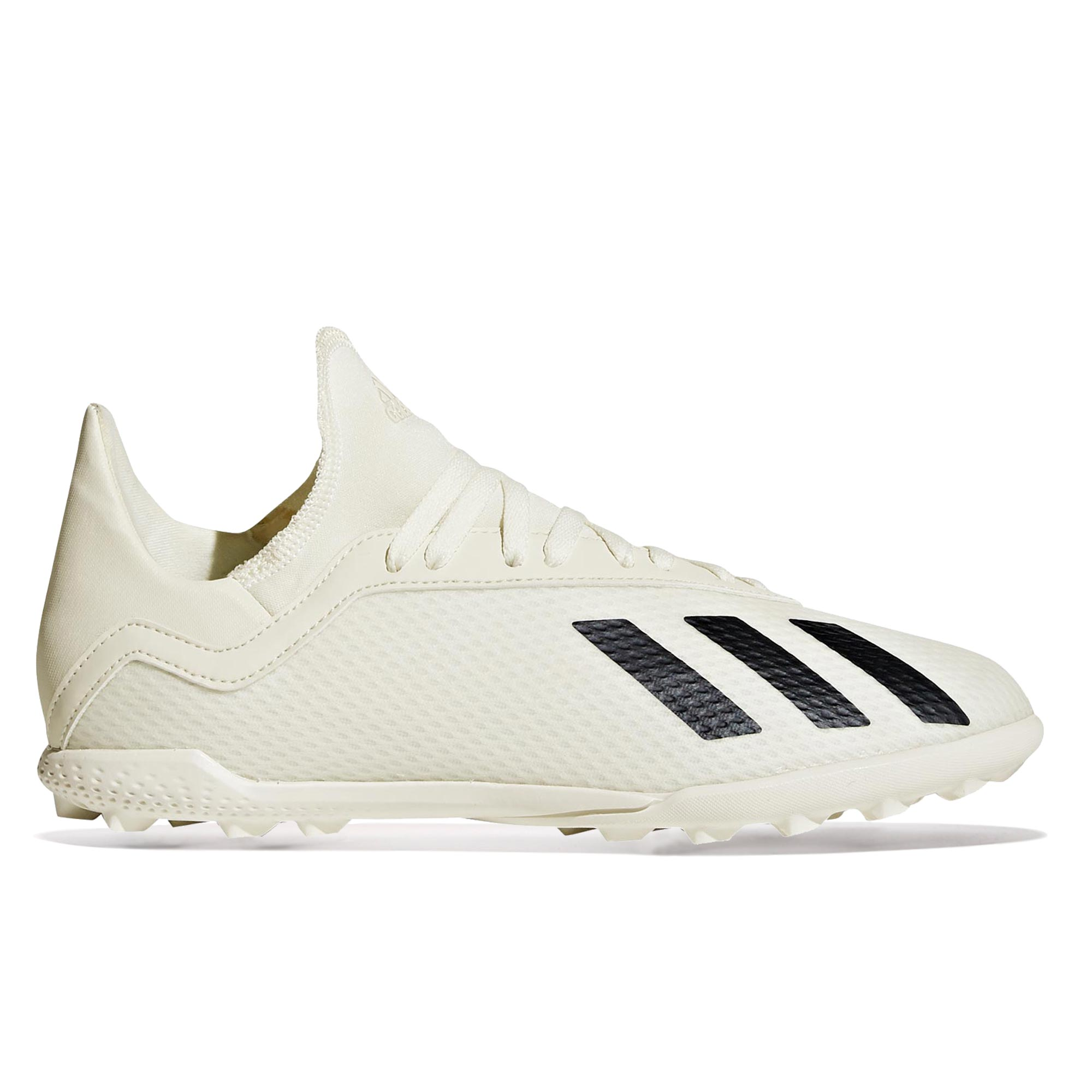 Adidas X Tango 18.3 Astroturf Trainers - White - Kids