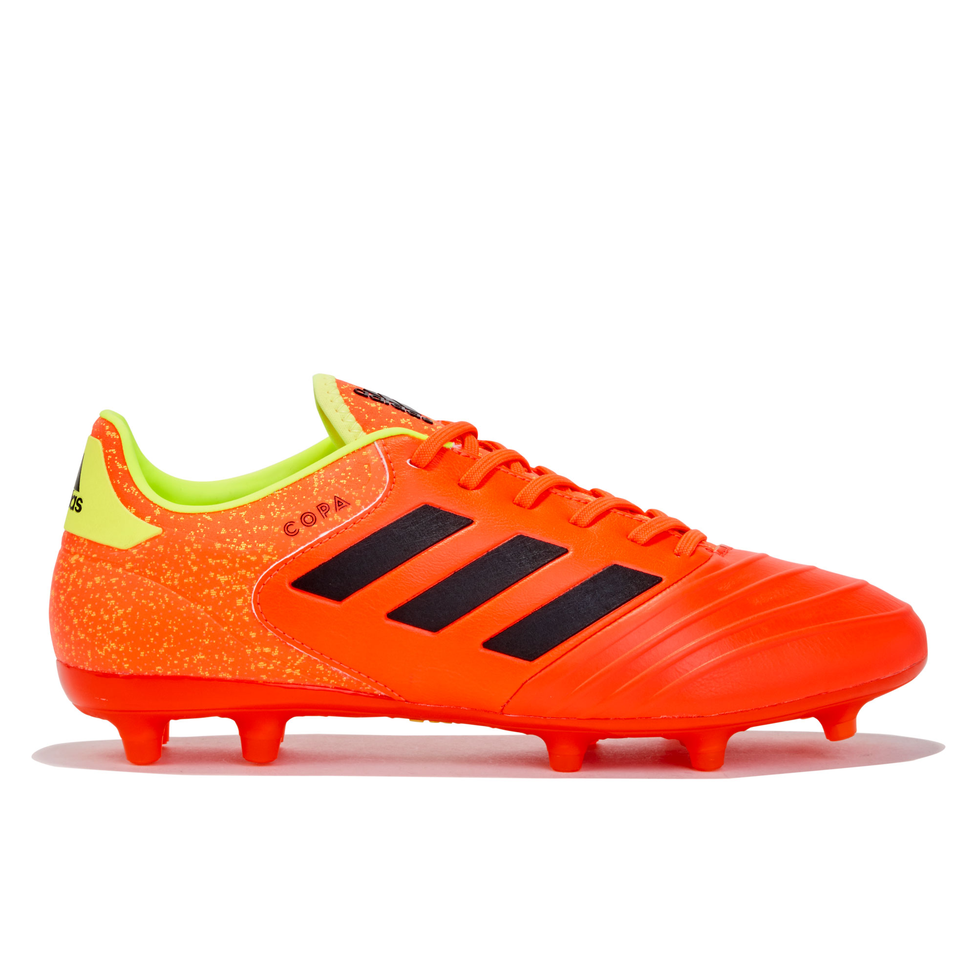 Image of adidas Copa 18.2 Firm Ground Football Boots - Red