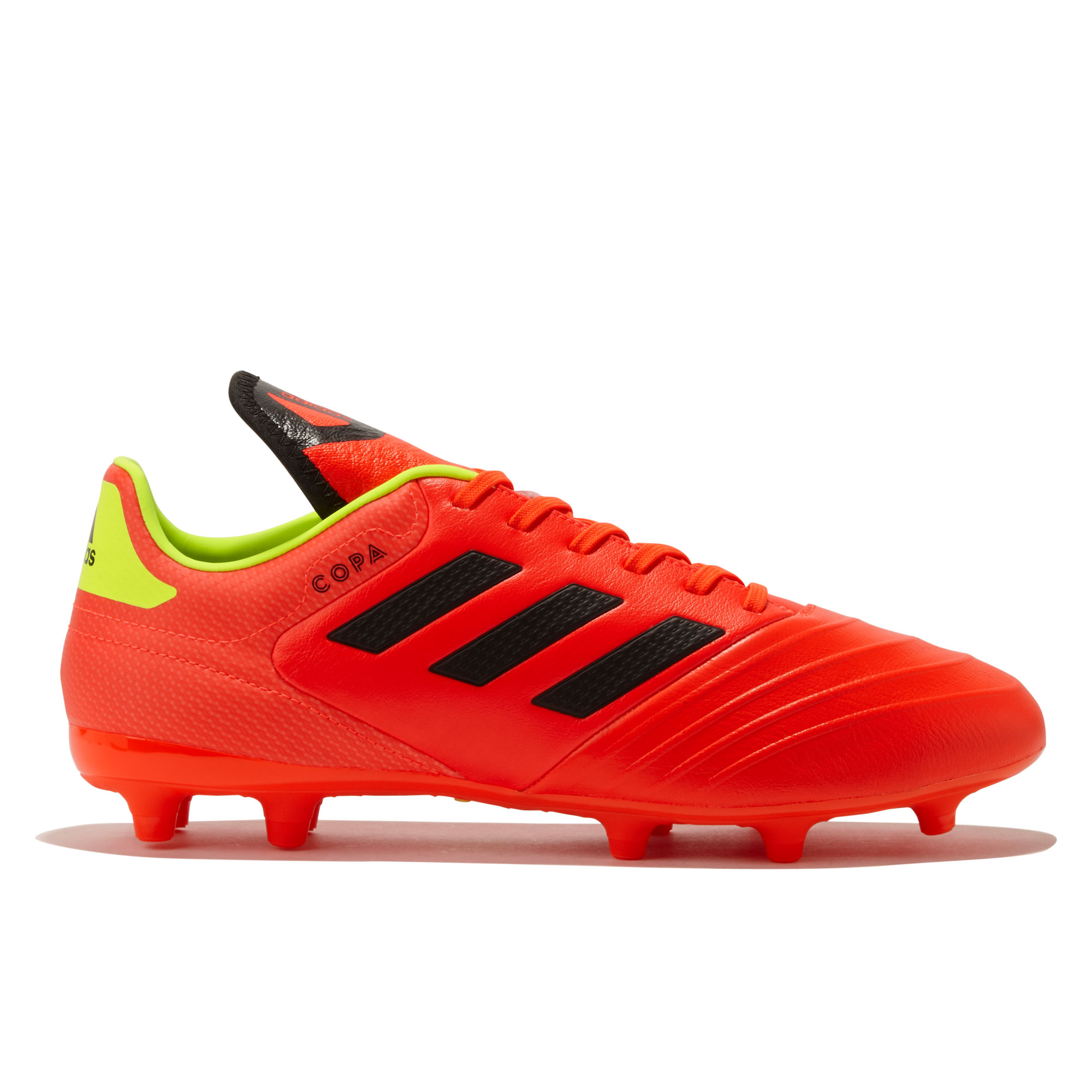 Image of adidas Copa 18.3 Firm Ground Football Boots - Red