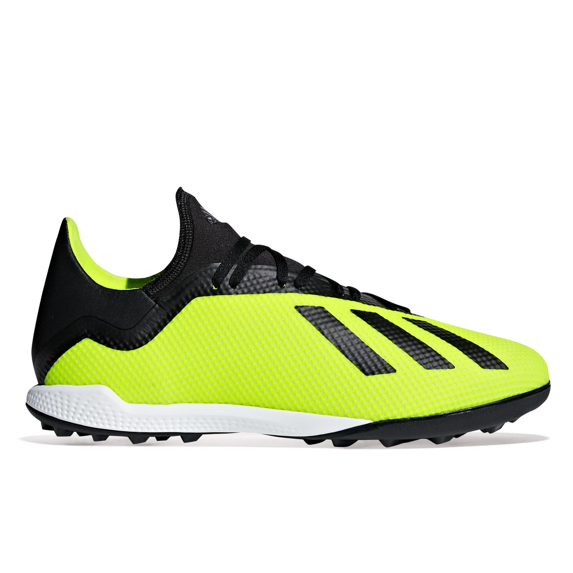 Adidas X Tango 18.3 Astroturf Trainers - Yellow