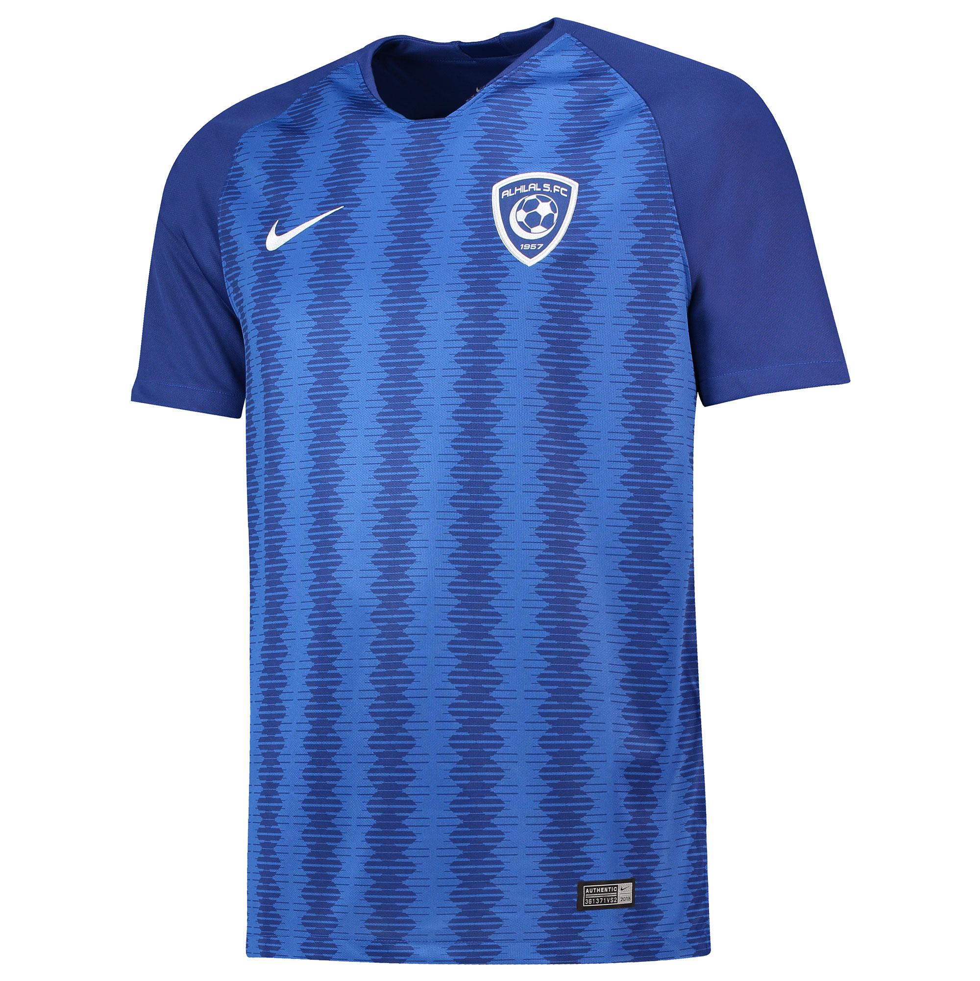Al Hilal Home Stadium Shirt 2018-19