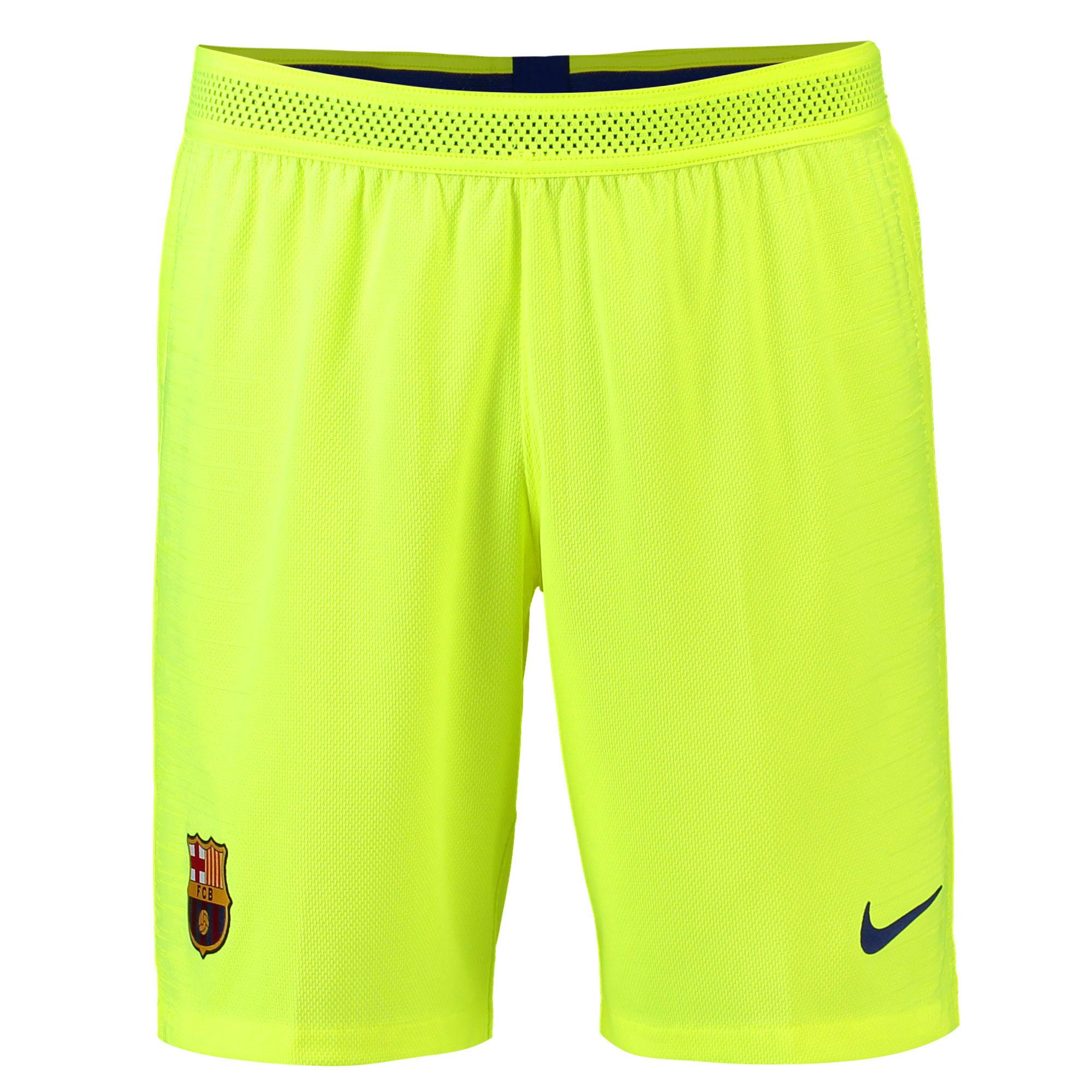 Barcelona Away Vapor Match Shorts 2018-19