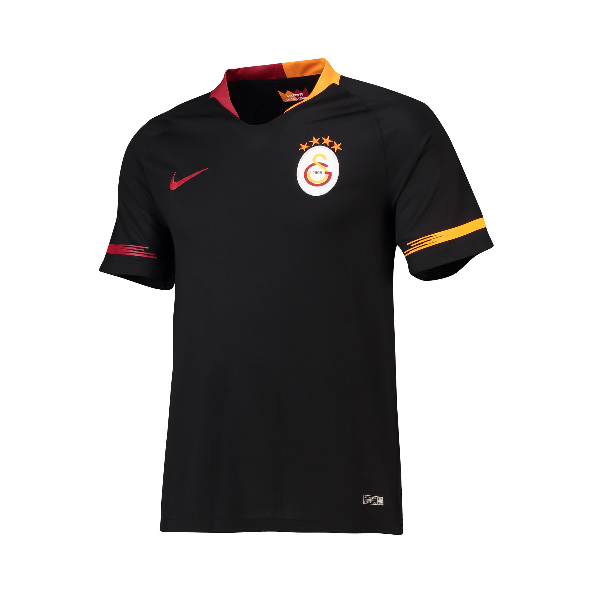 Galatasaray Away Stadium Shirt 2018-19