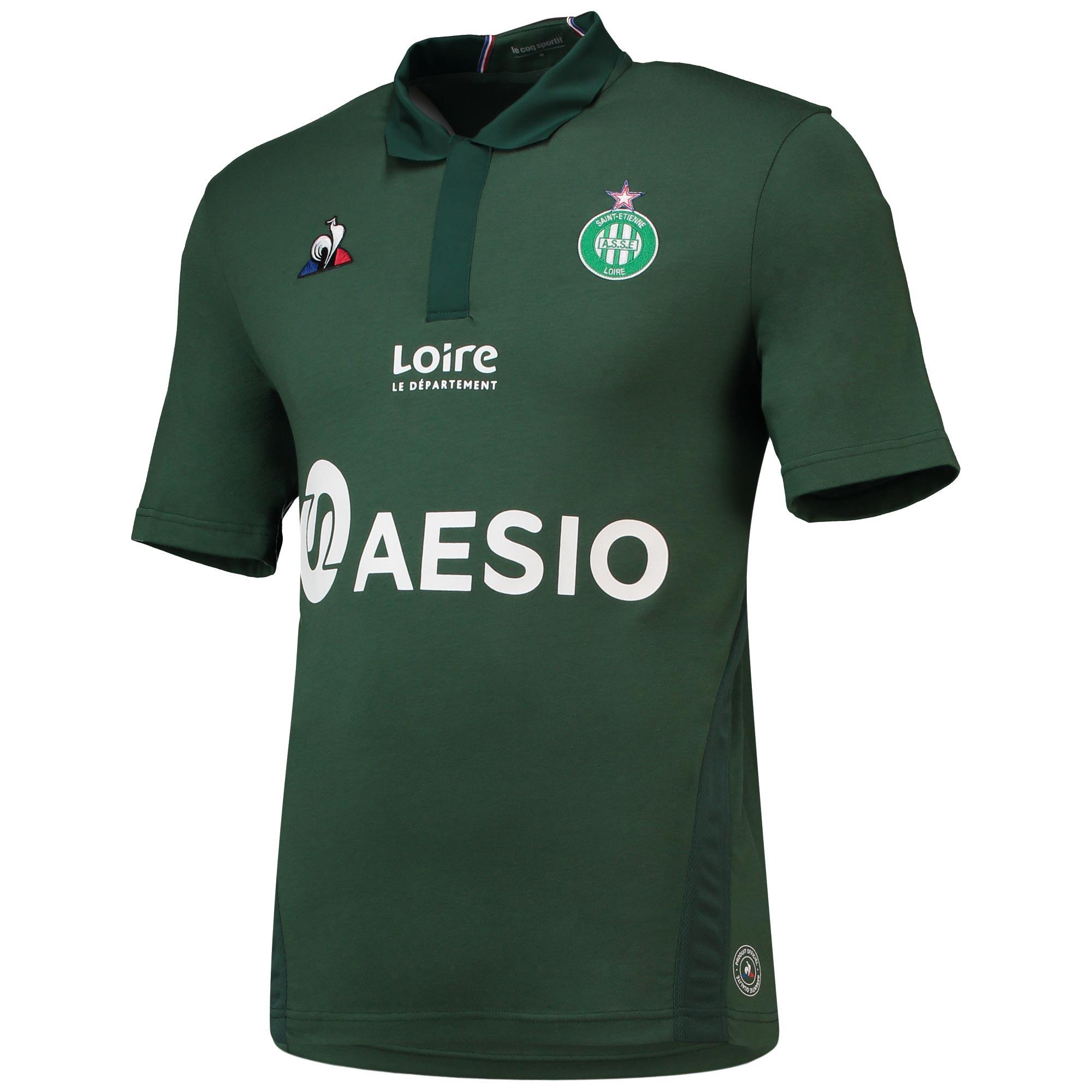 St Etienne Home Shirt 2018-19