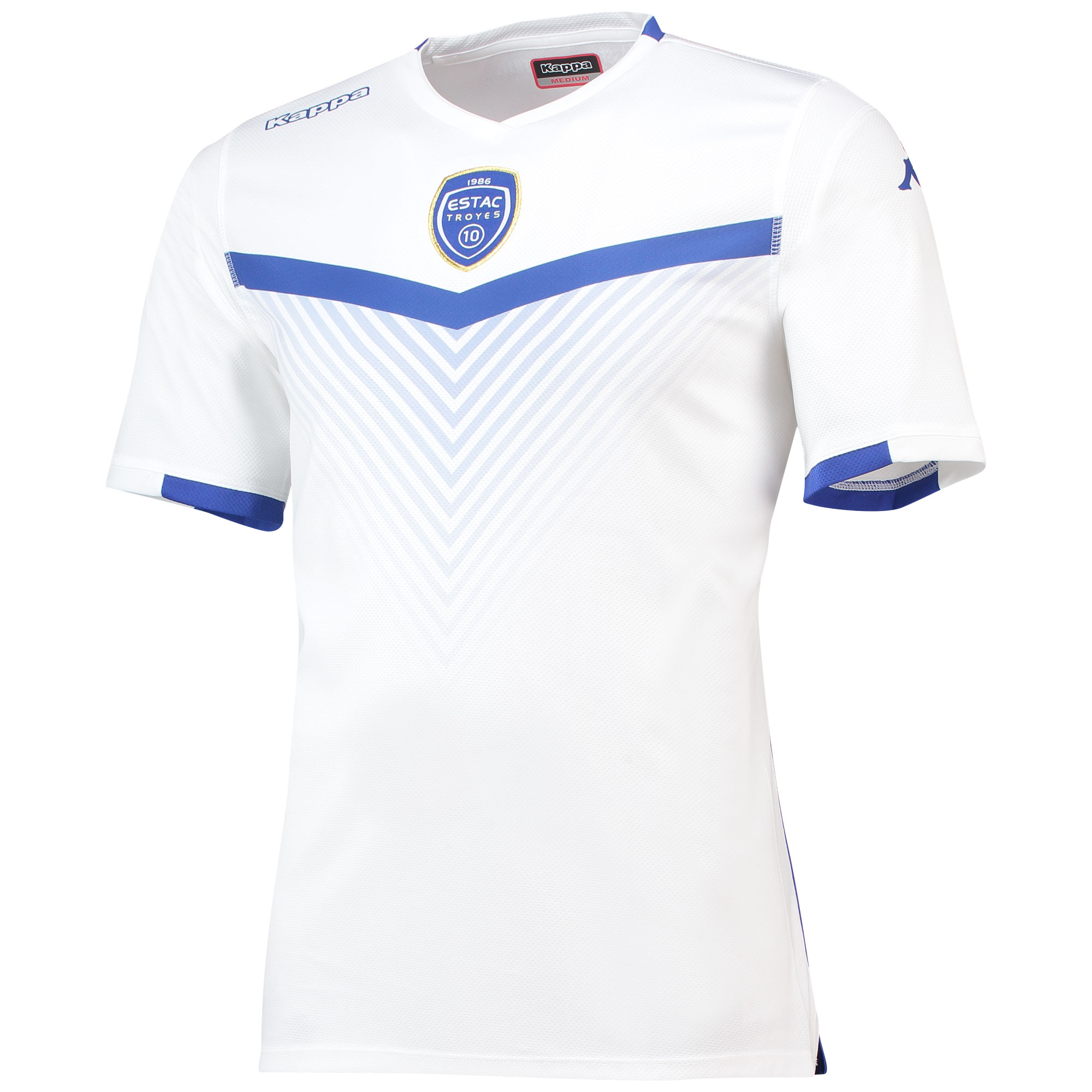 Troyes Away shirt