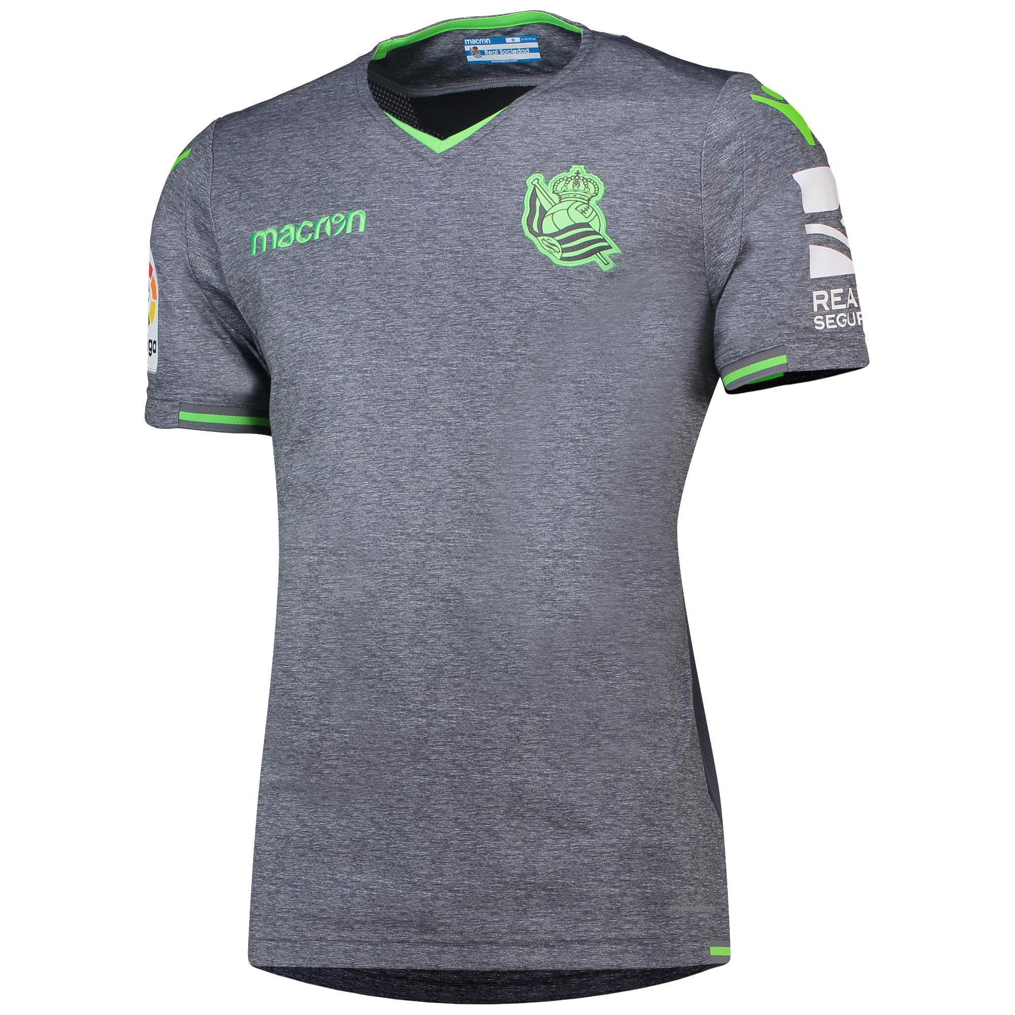 Real Sociedad Away Shirt 2018-19
