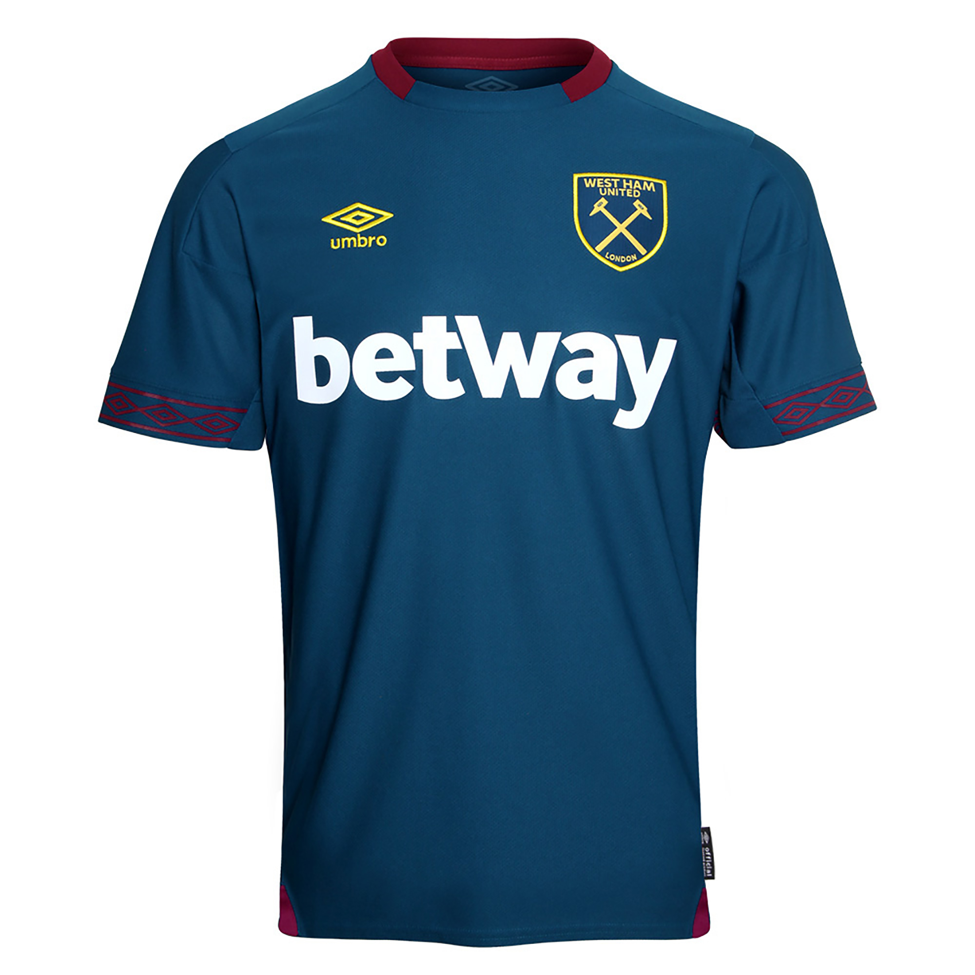 West Ham United Uit  shirt