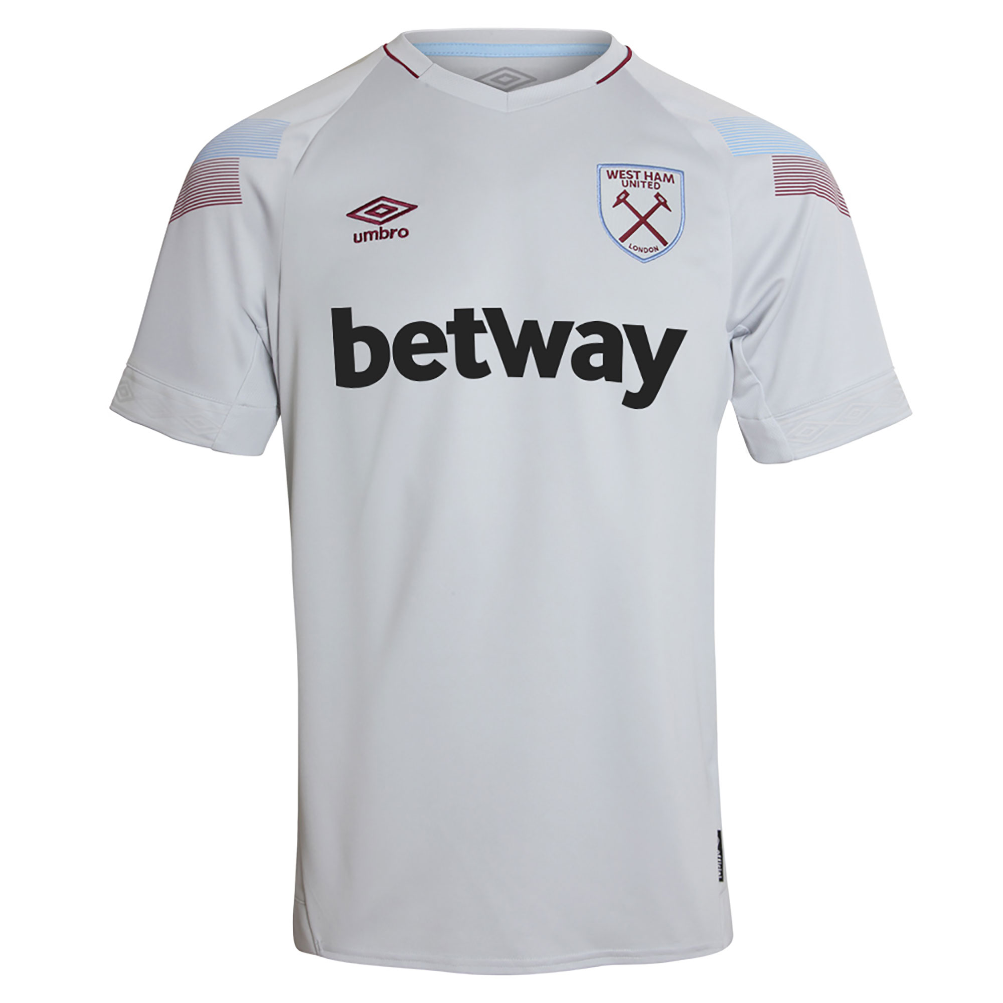 West Ham United Third футболка