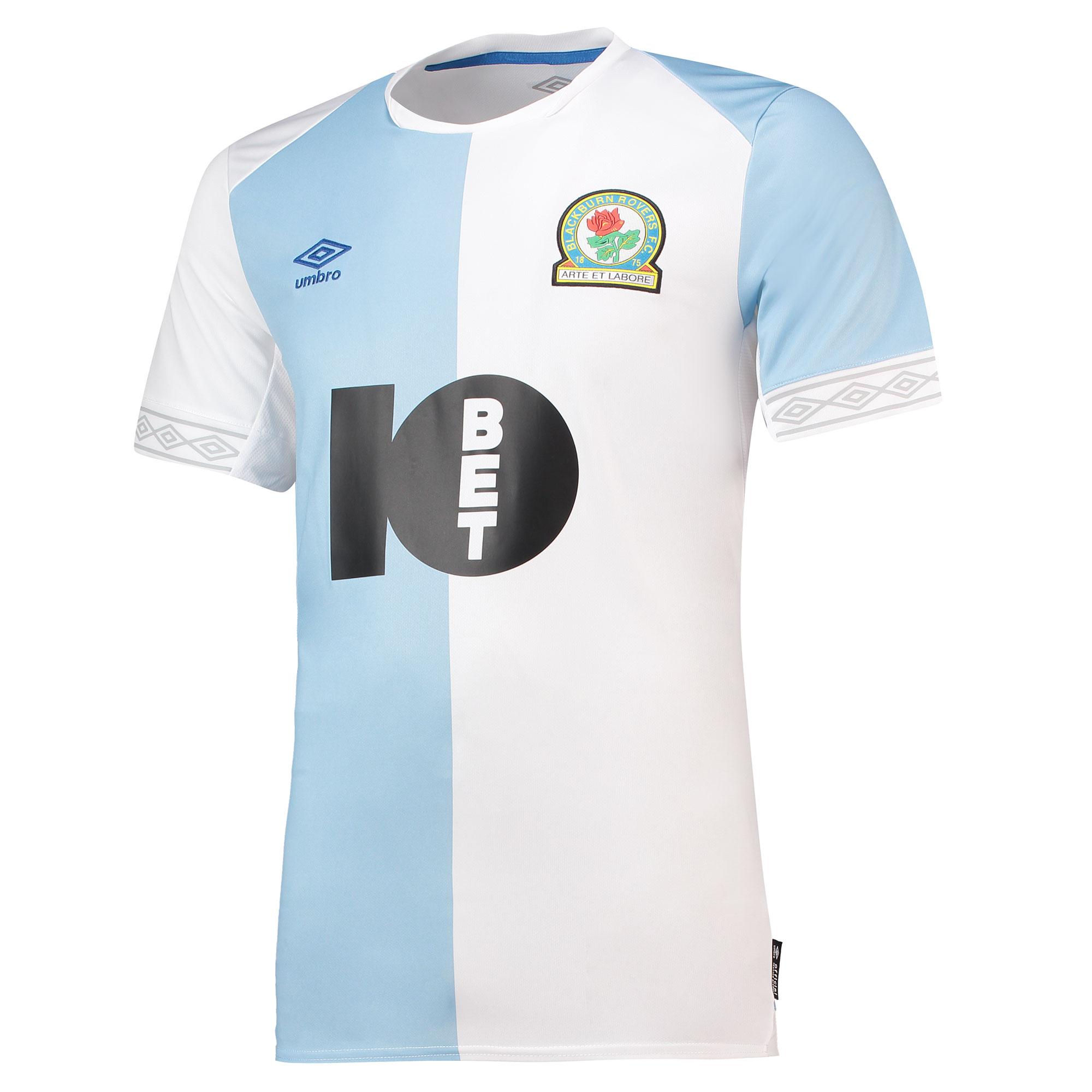 Blackburn Rovers Home Maglia