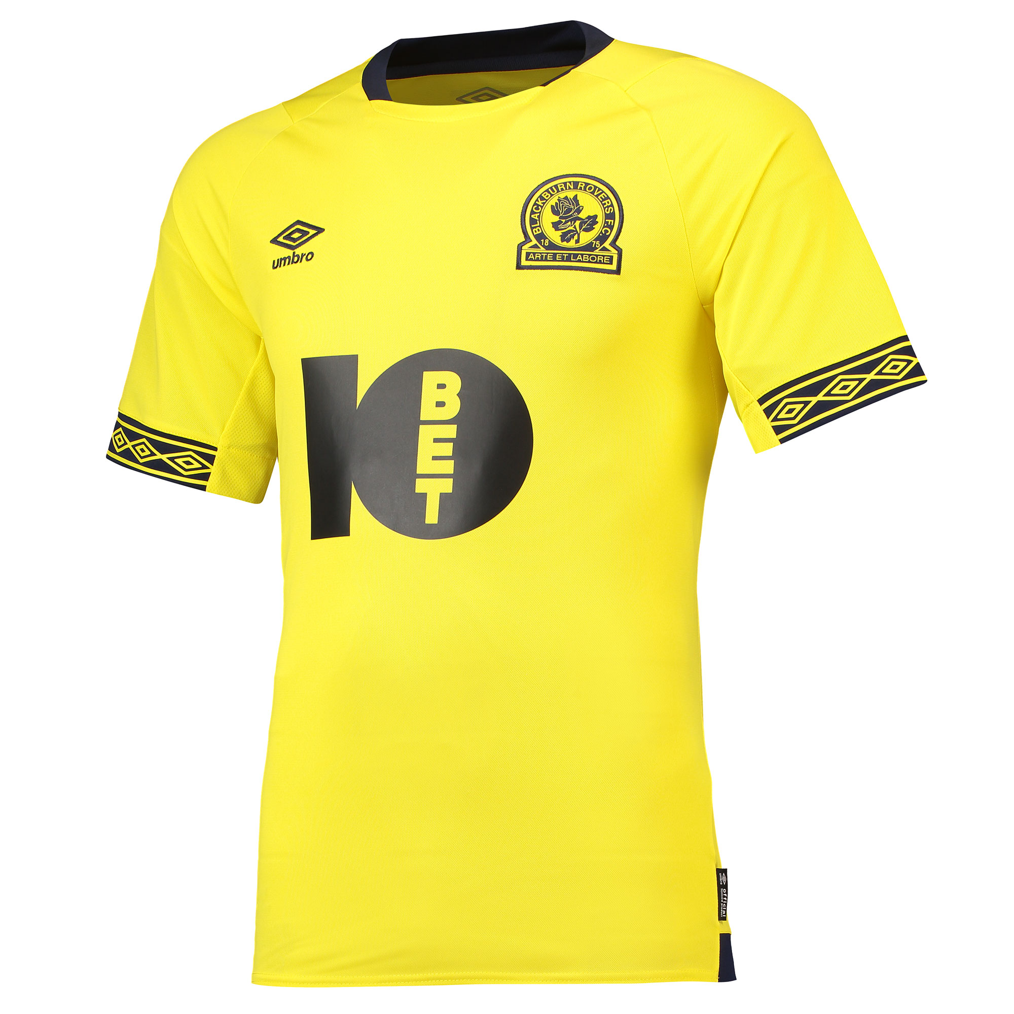 Blackburn Rovers Away Shirt 2018-19