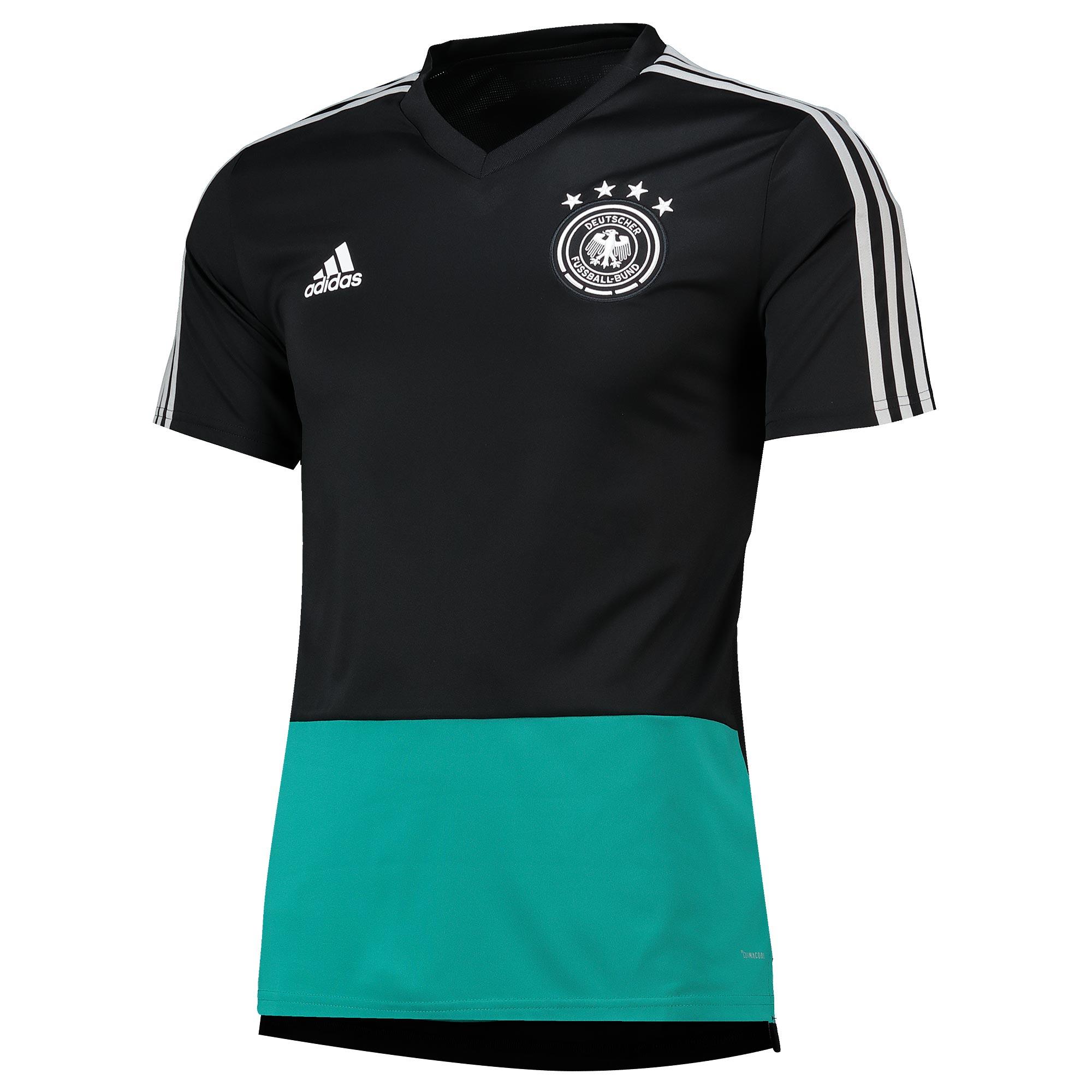 Germany Training Jersey - Black