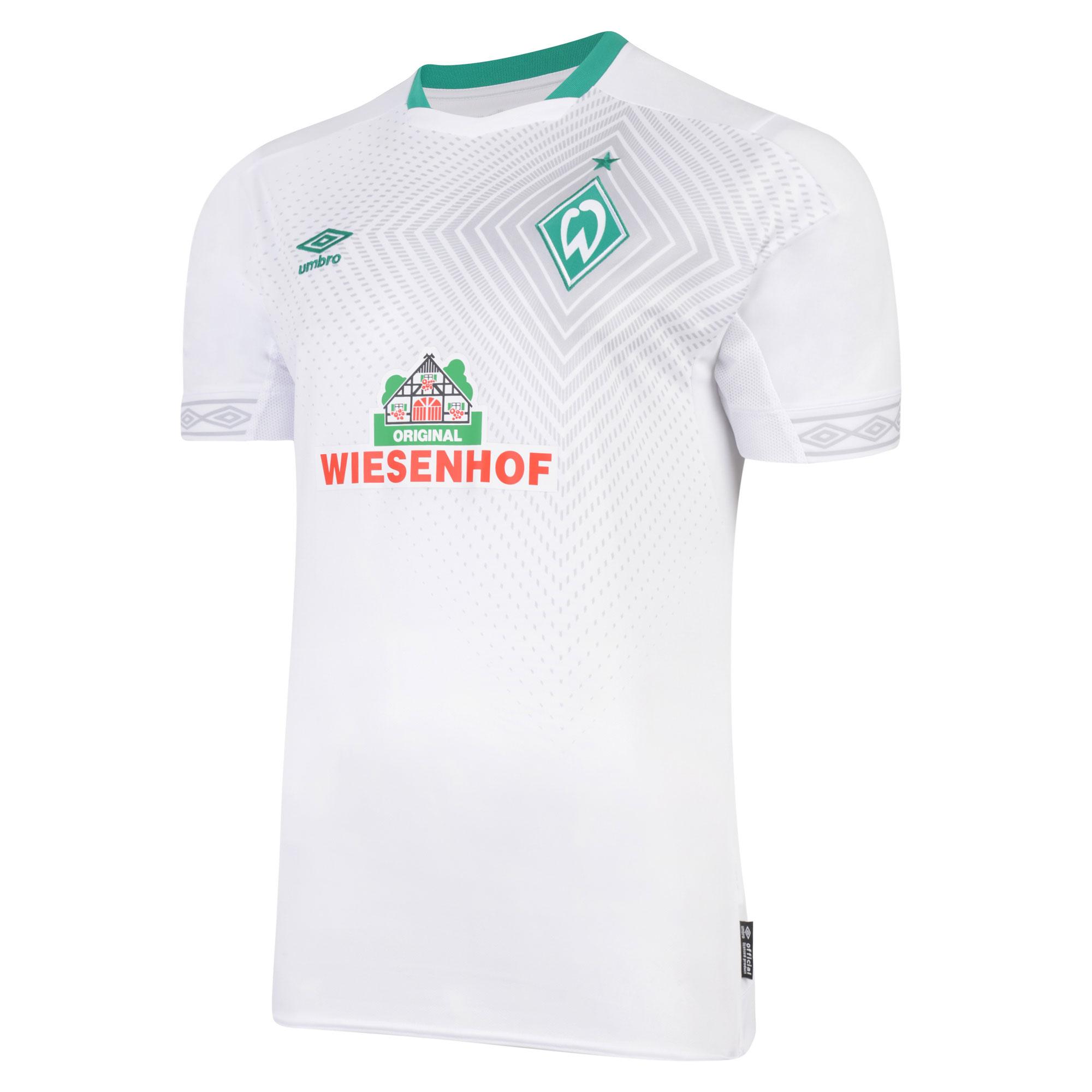 Werder Bremen Third baju