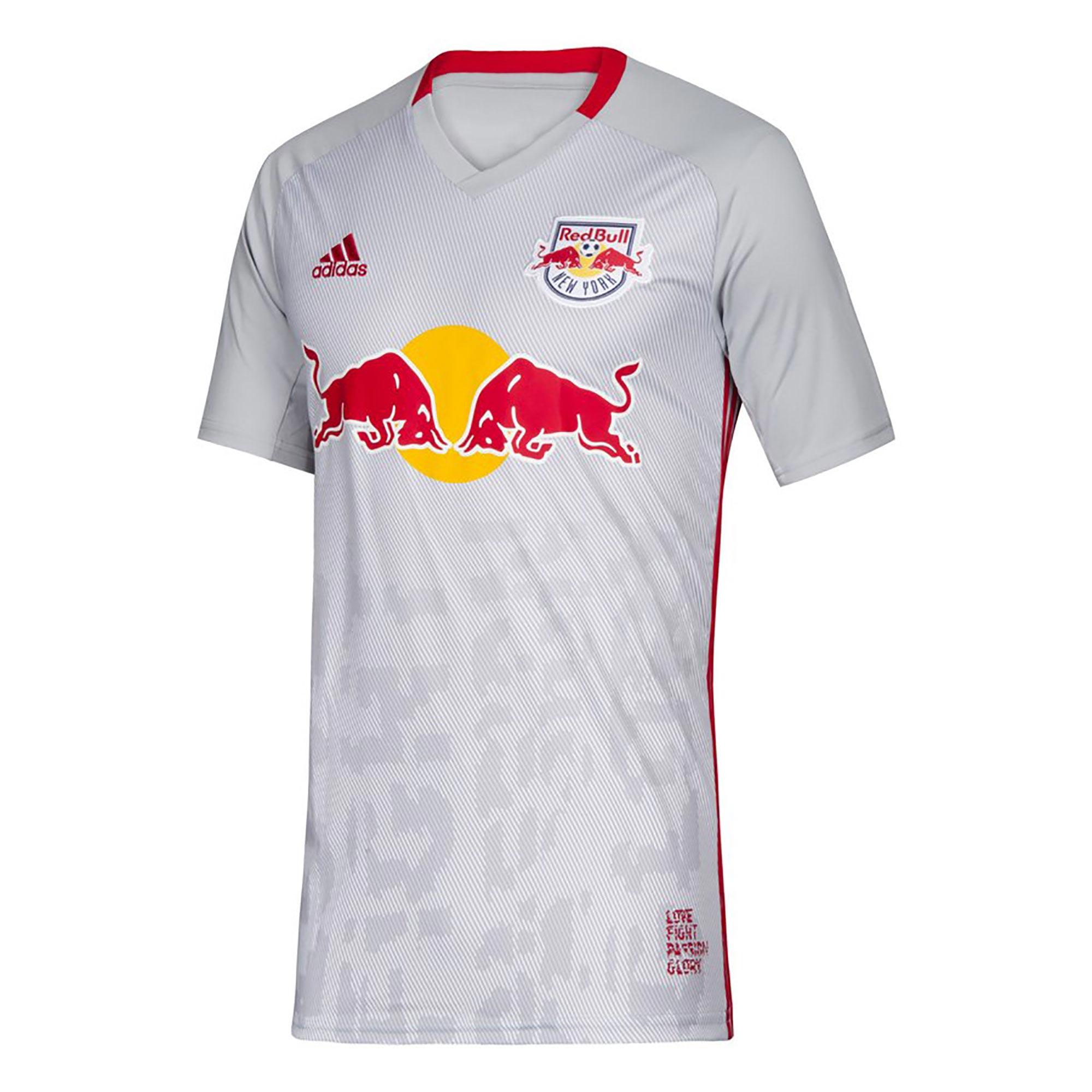 New York Red Bulls Primary Shirt 2019