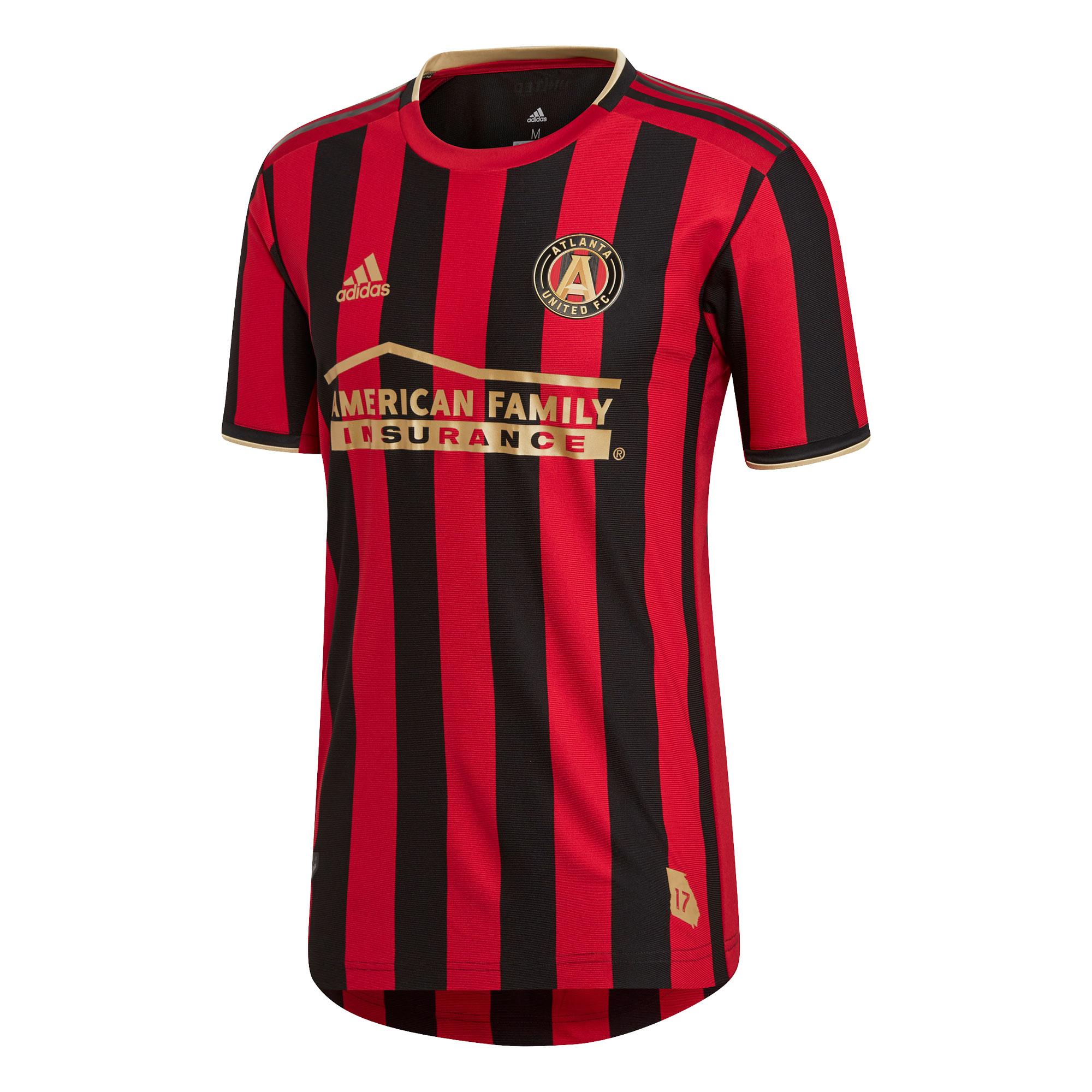 Atlanta United Primary Authentic Shirt 2019