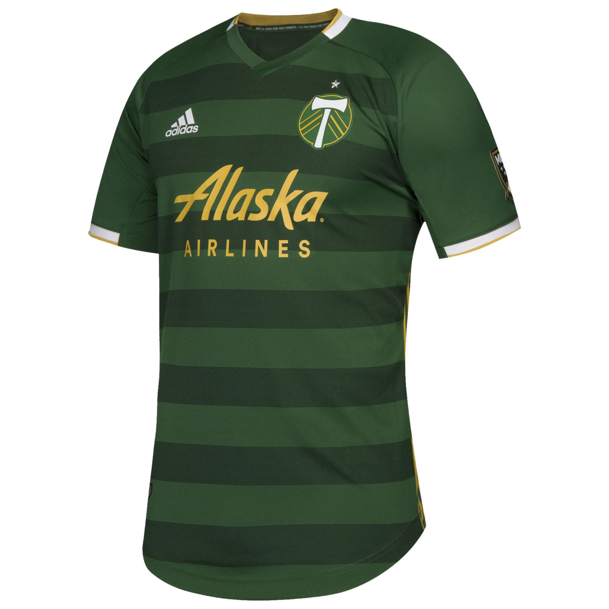 Portland Timbers Lain-lain baju