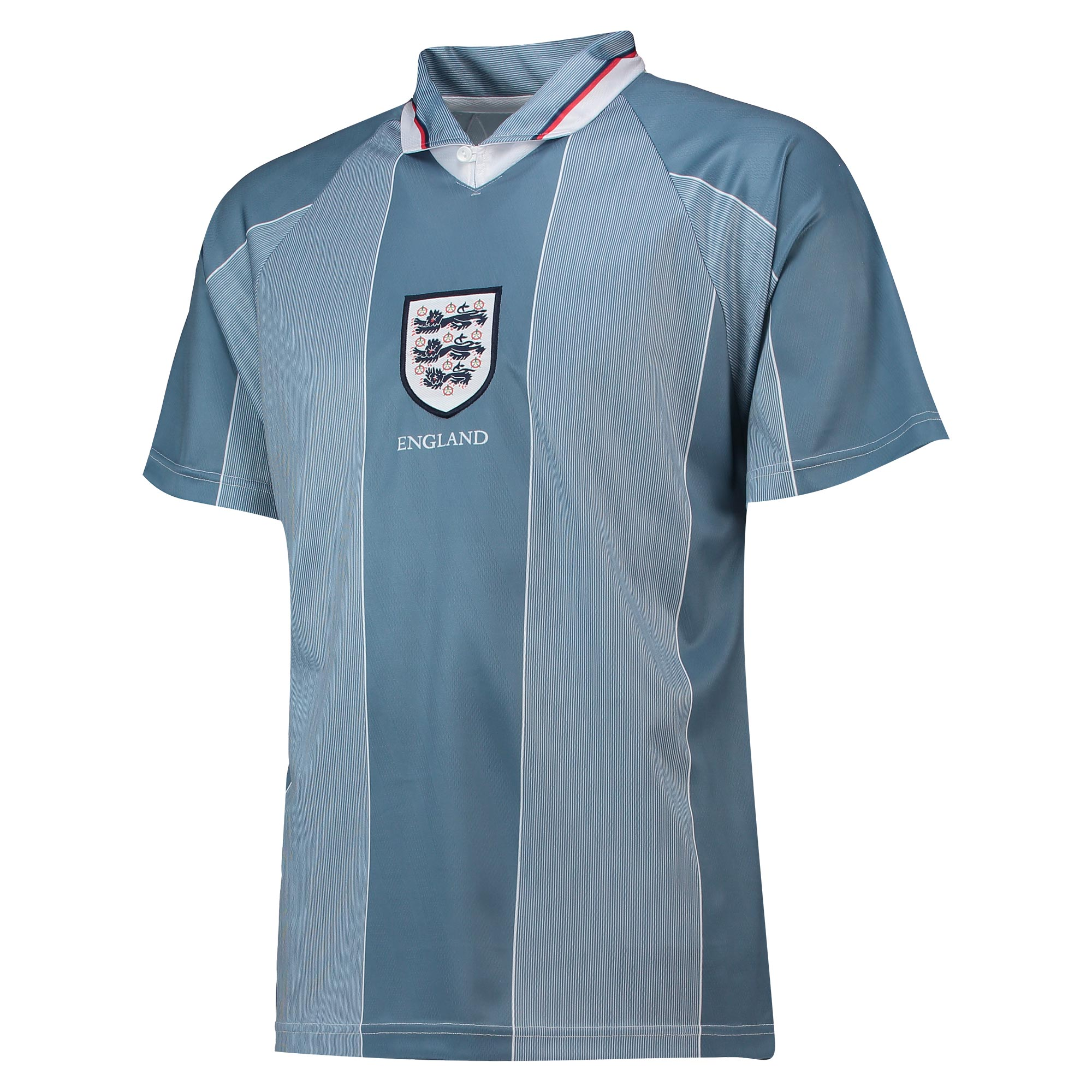 England Retro Away Camiseta