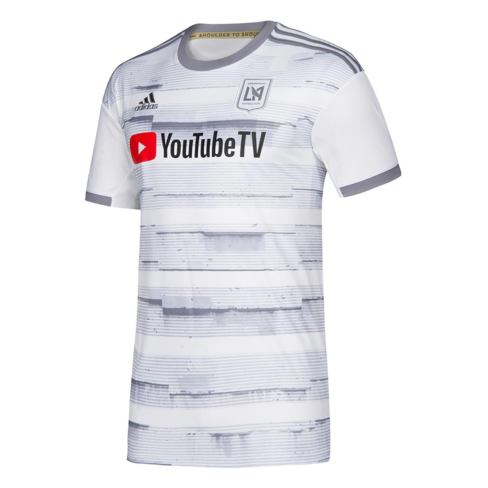 Los Angeles FC Secondary Shirt 2019