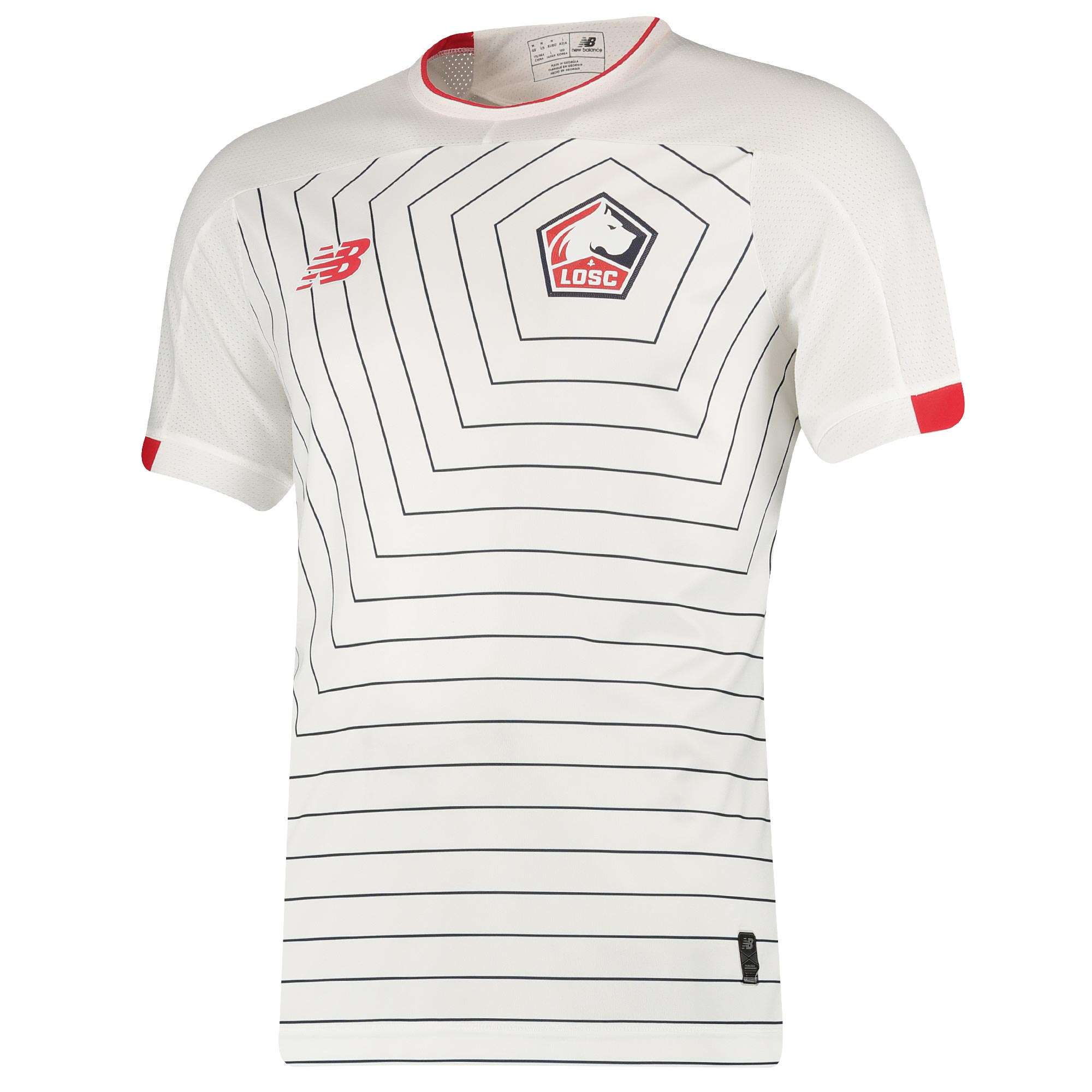 Lille Terceira camisa