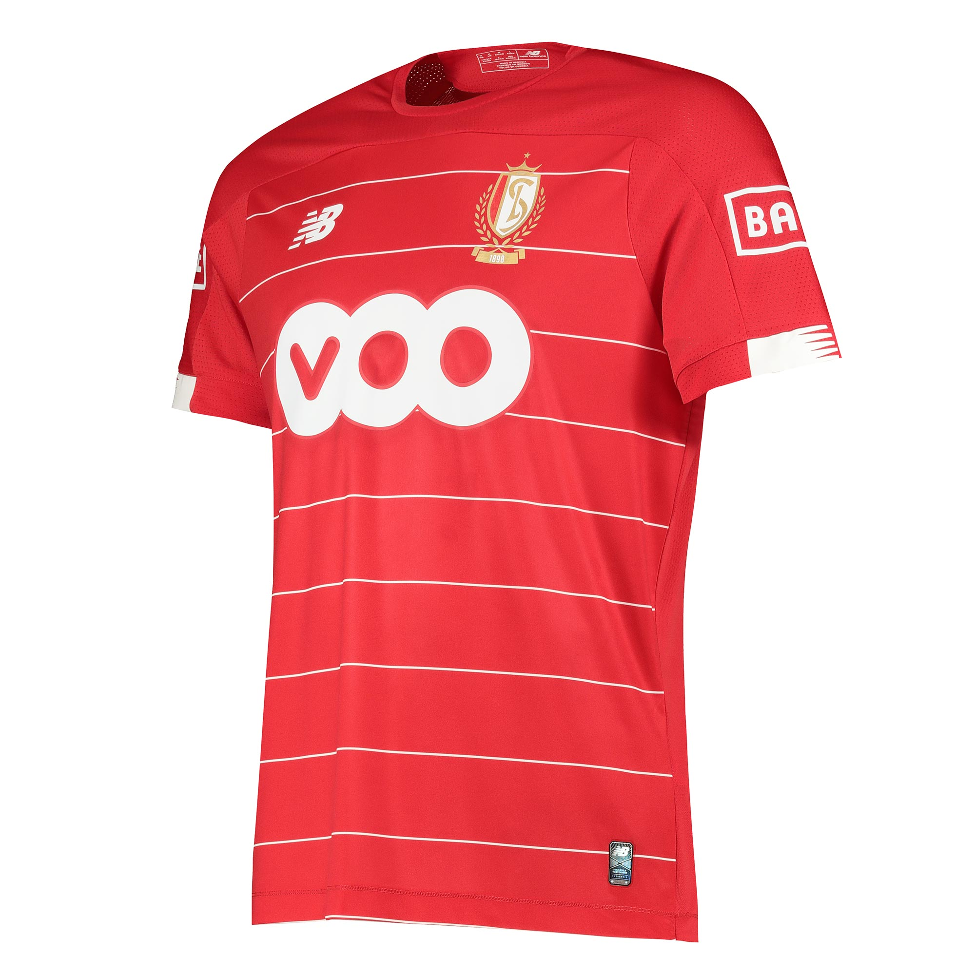 Standard Liege Home shirt