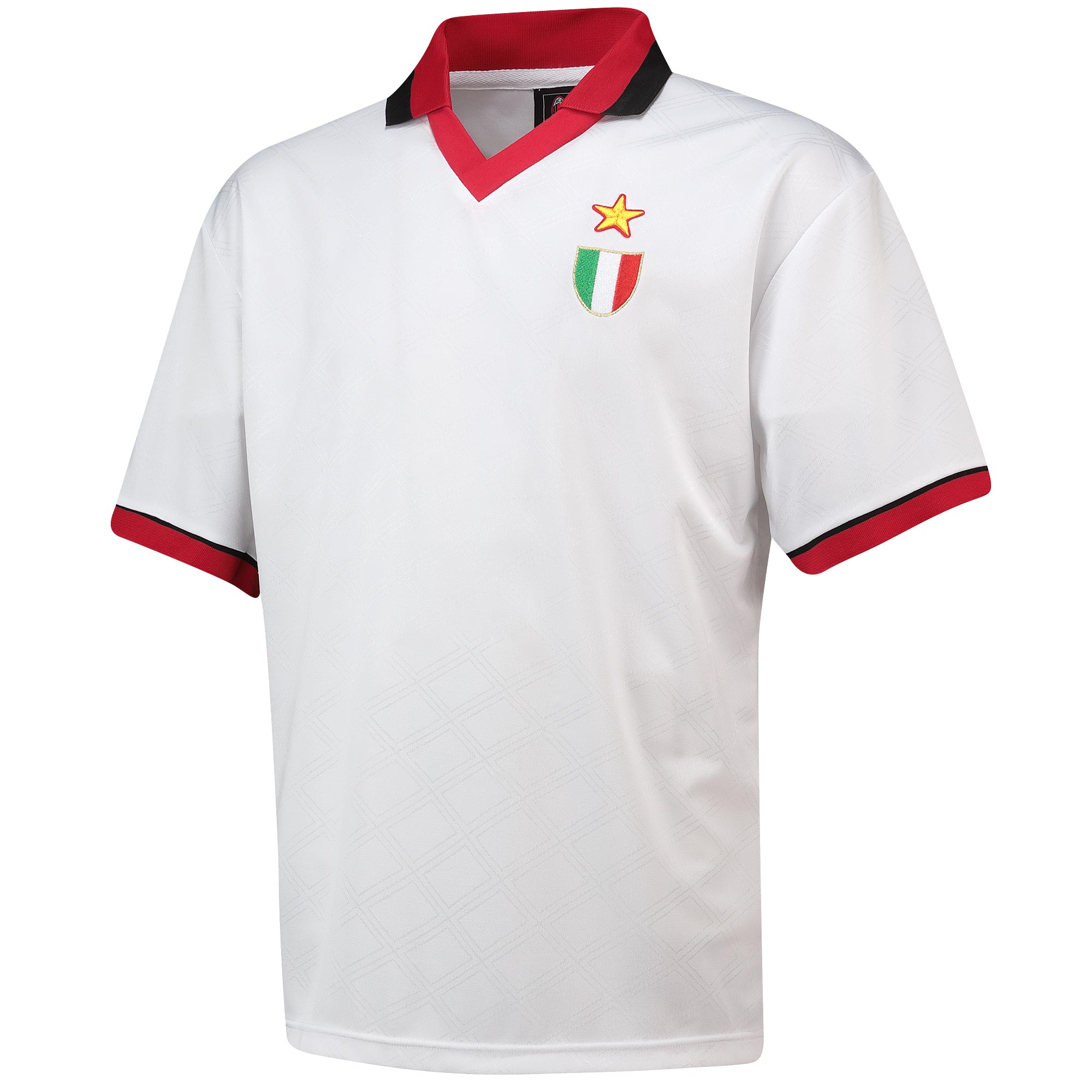 AC Milan Retro Cup Final shirt
