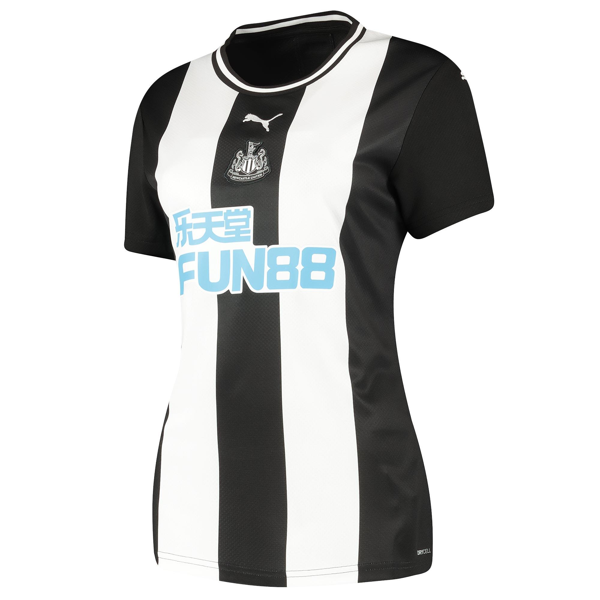 Newcastle United Home Shirt 2019-20 - Womens