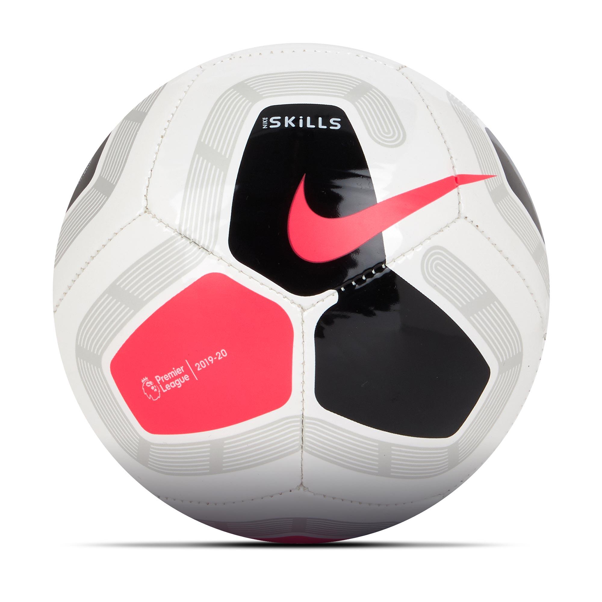 Balón de fútbol Nike Premier League Skills - blanco