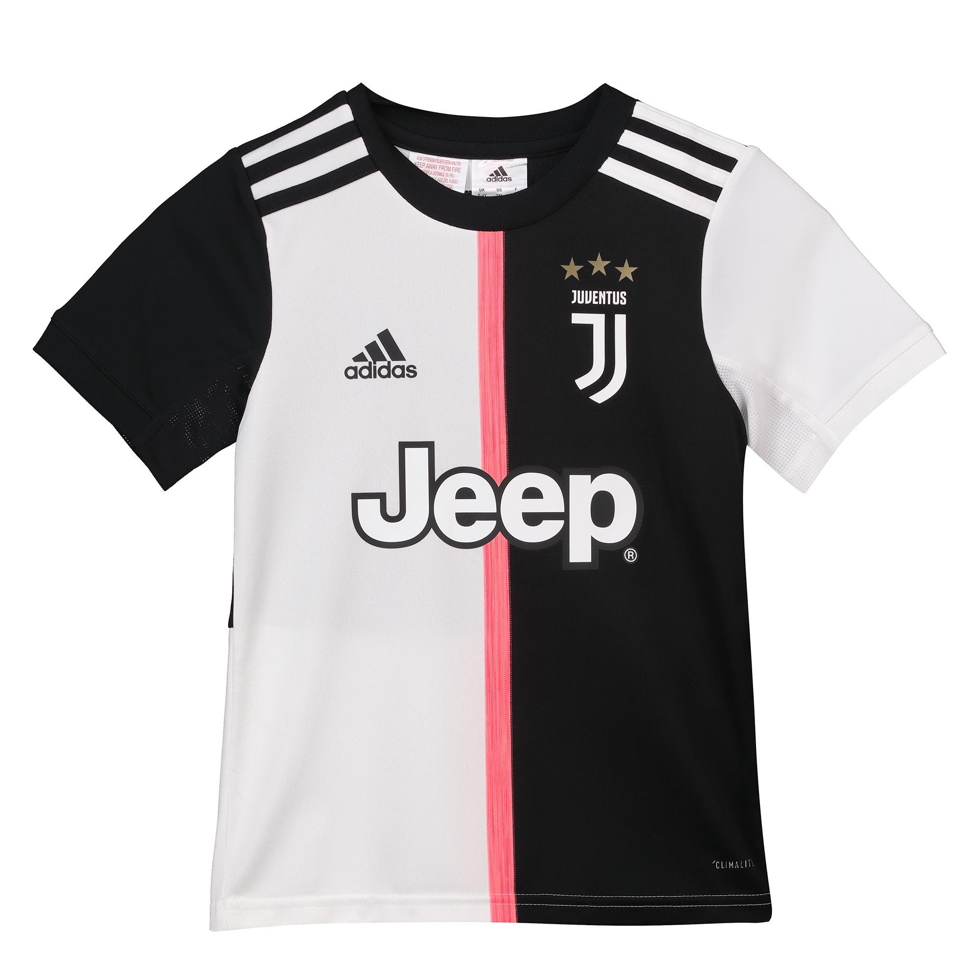 Juventus Home Shirt 2019-20 - Kids