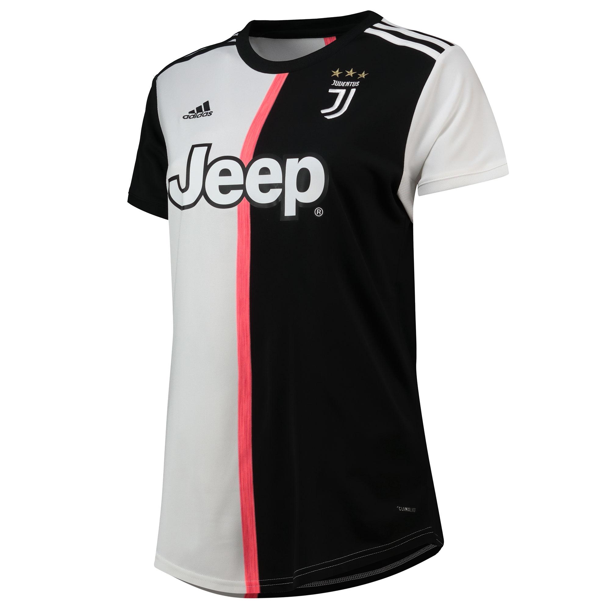 Juventus Home Shirt 2019-20 - Womens