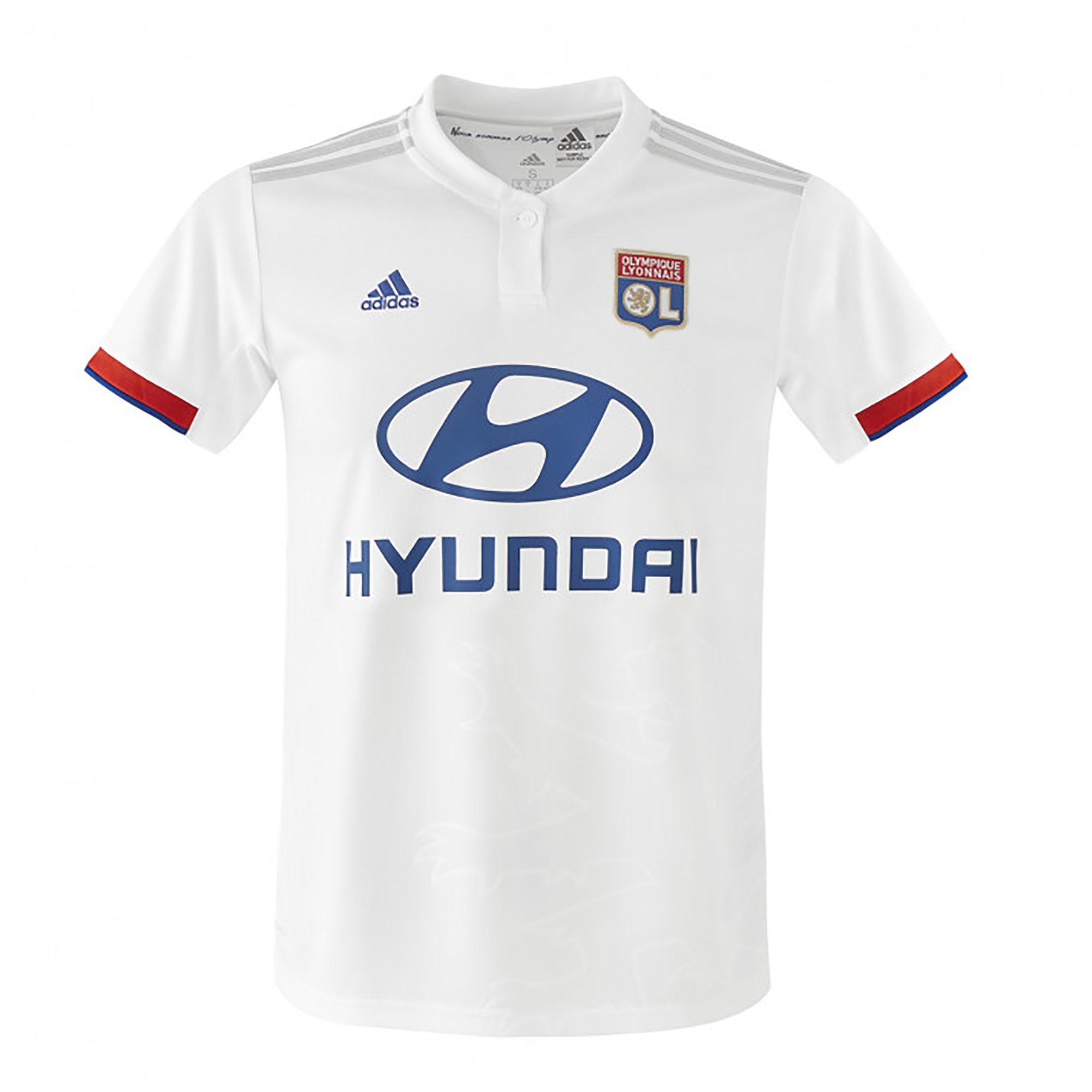 Olympique Lyonnais home Maillot