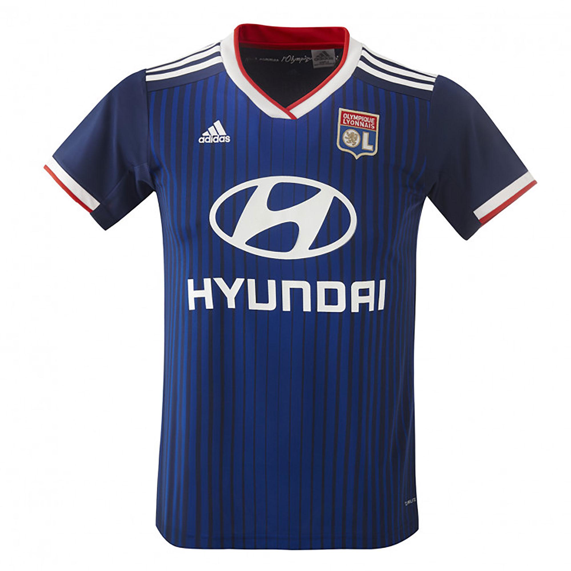 Olympique Lyon Away Shirt 2019-20