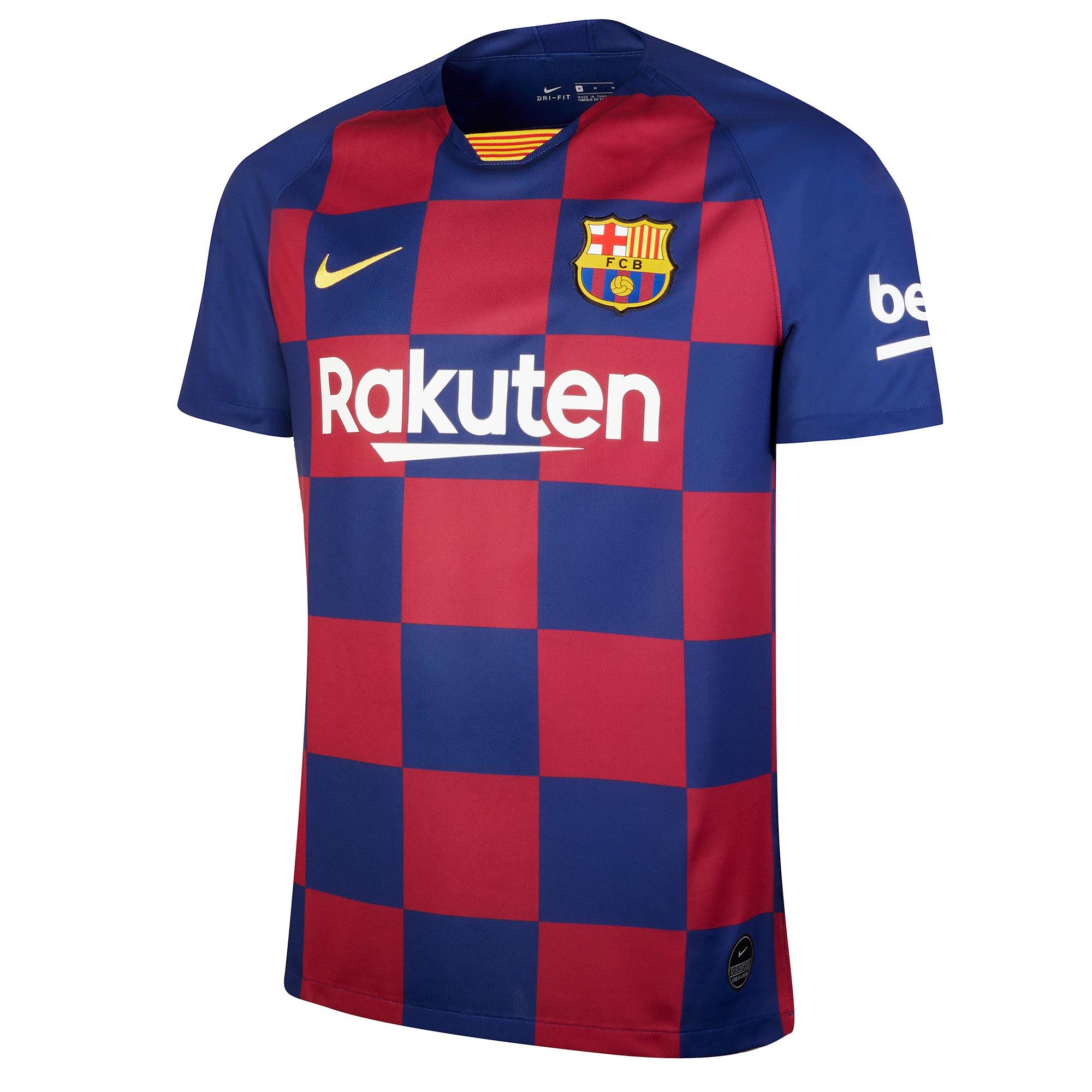 Barcelona Home shirt