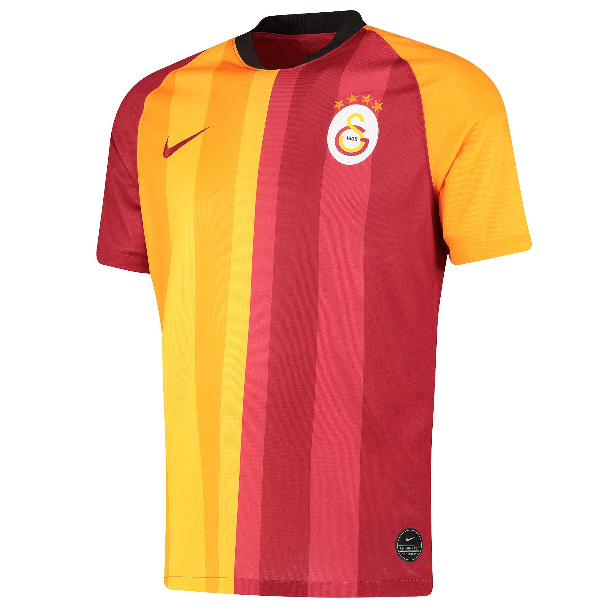 Galatasaray Home Stadium Shirt 2019-20