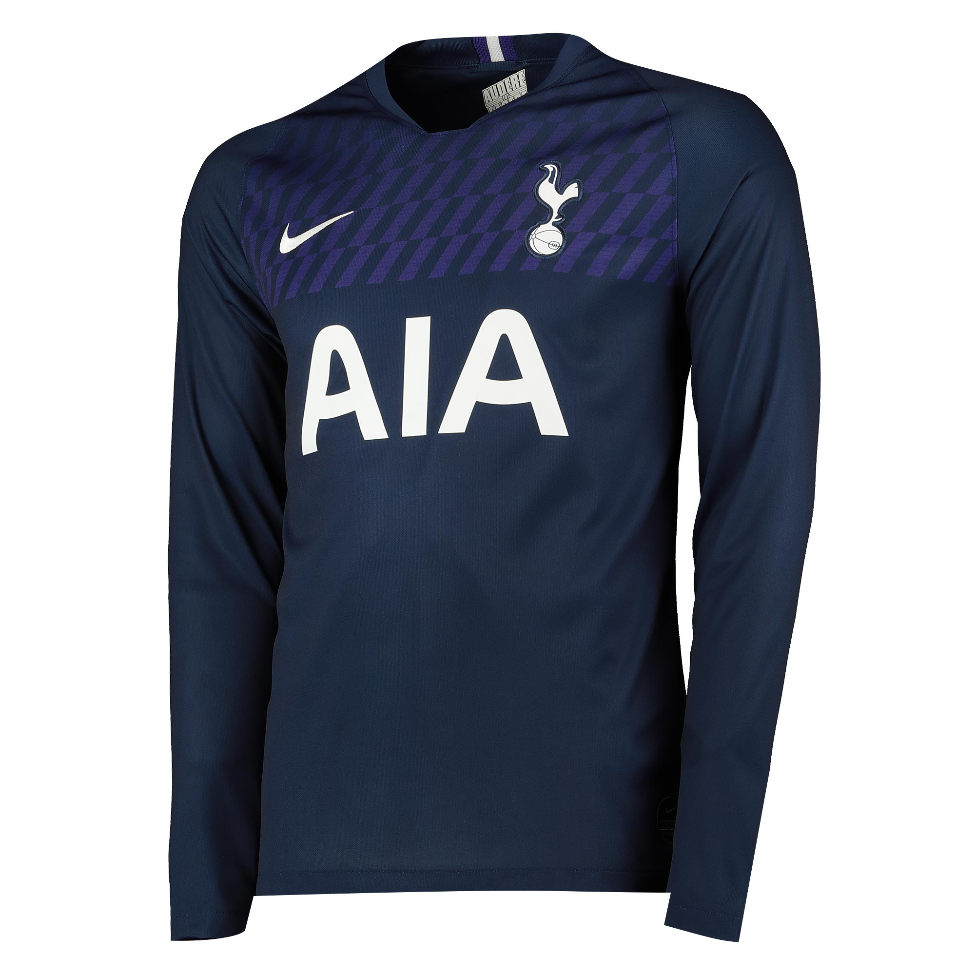 Tottenham Hotspur Away Stadium Shirt 2019-20 - Long Sleeve