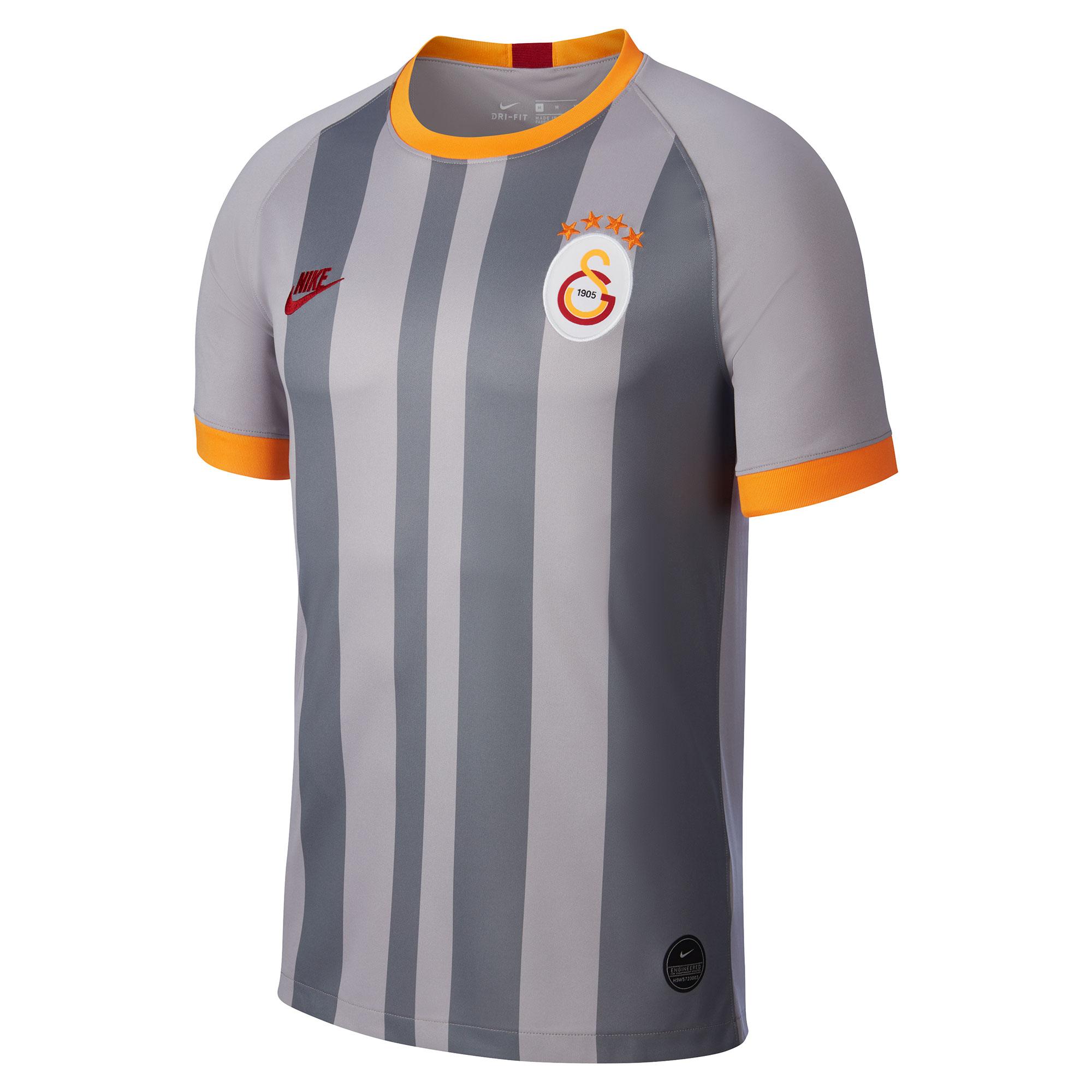 Galatasaray Third Stadium Shirt 2019-20