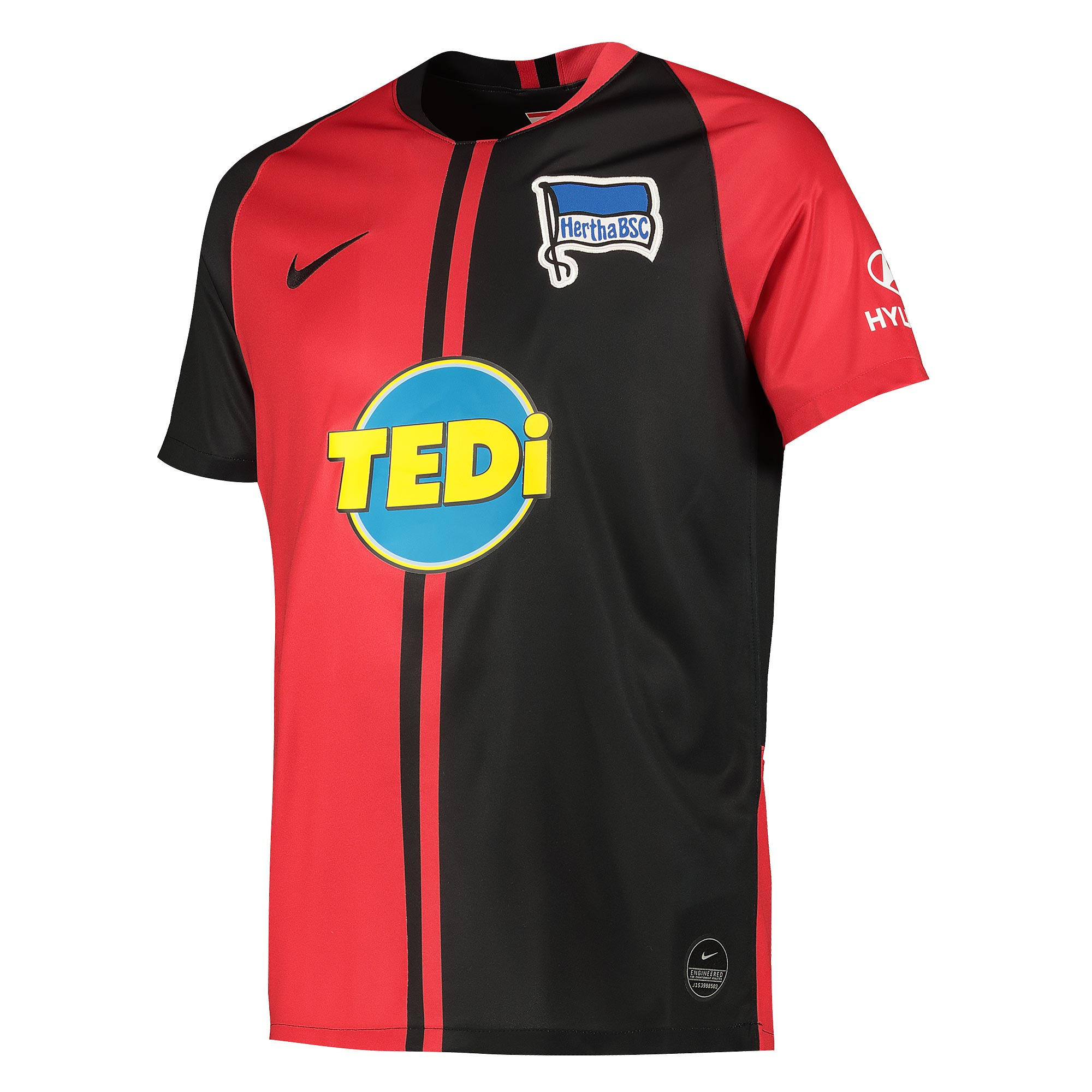 Hertha Away baju