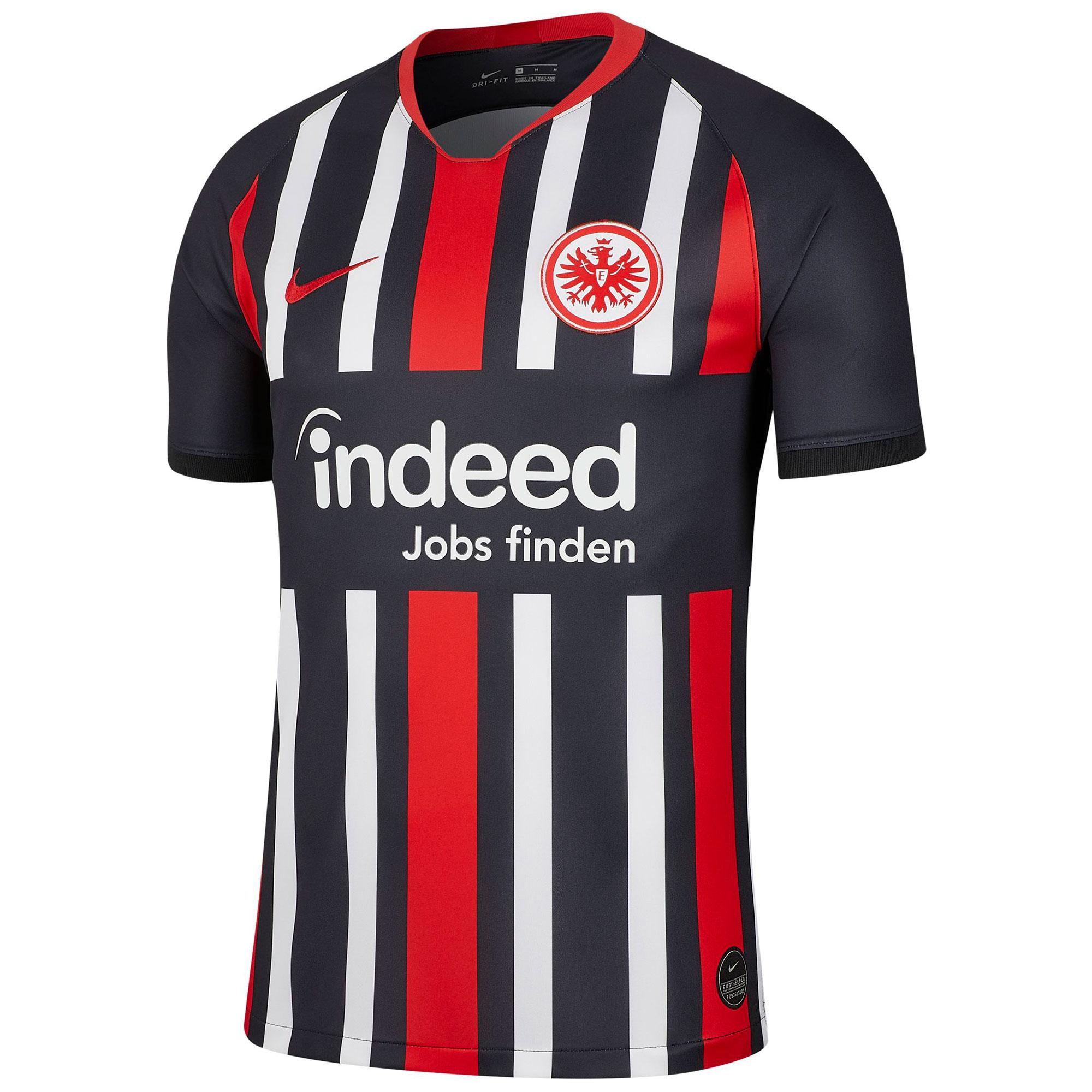 Eintracht Frankfurt Home shirt