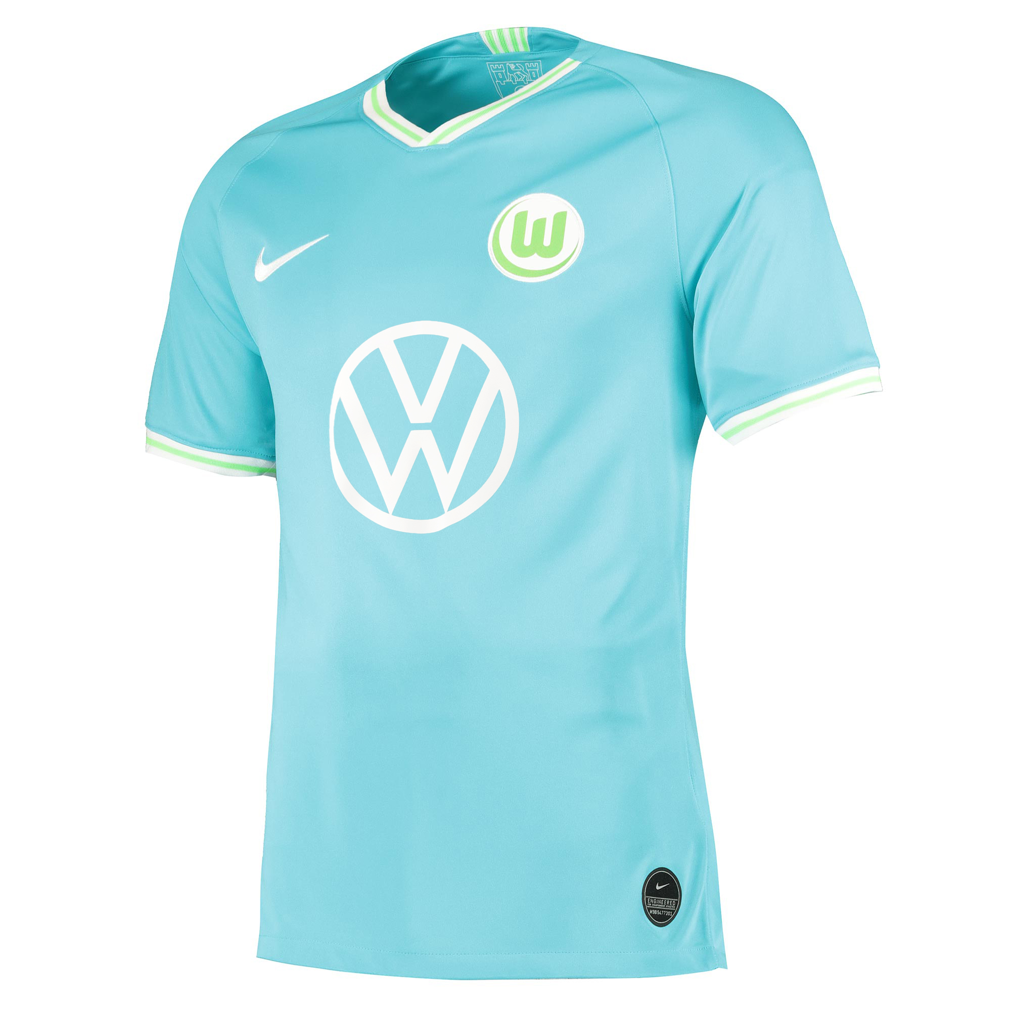 VfL Wolfsburg Away shirt