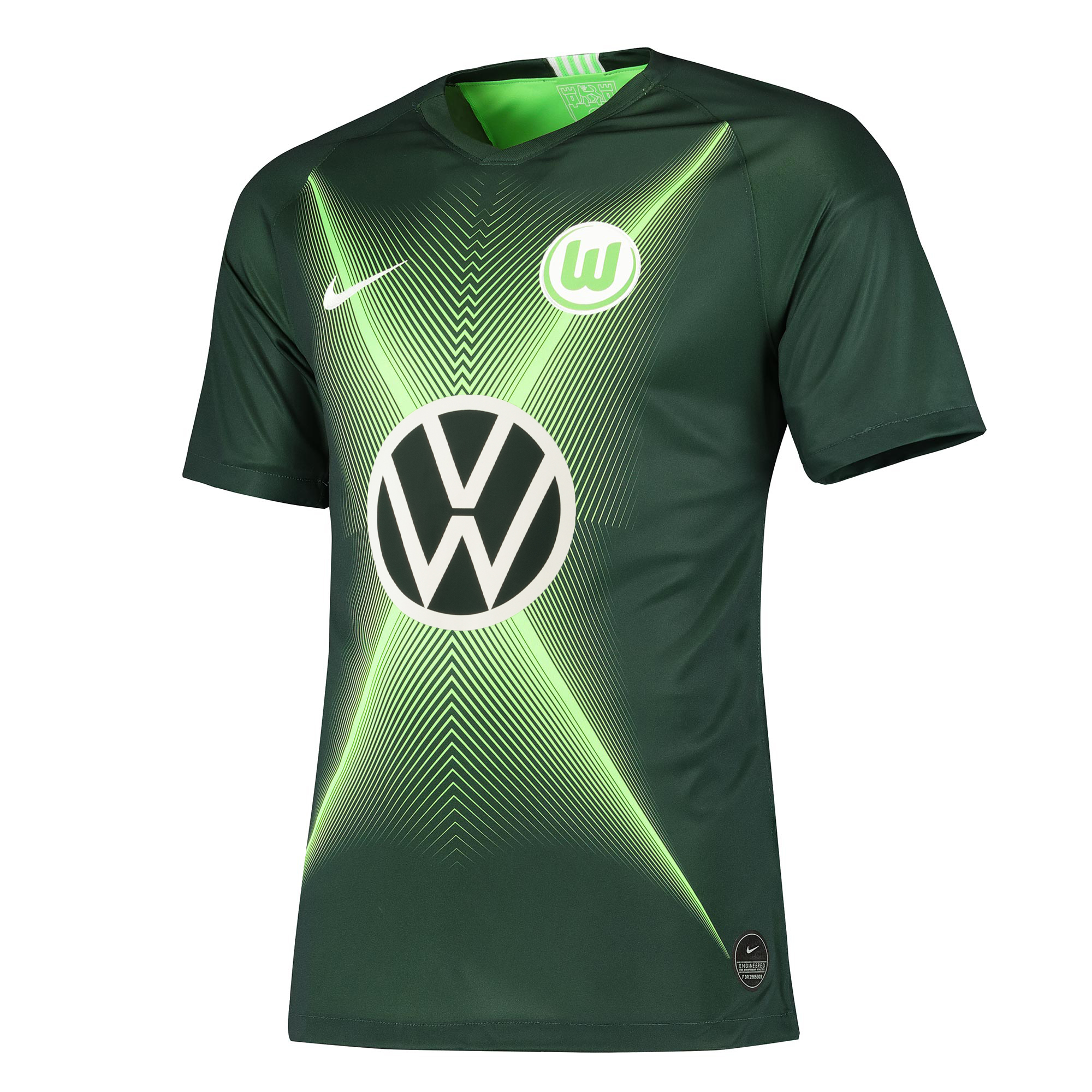 VfL Wolfsburg Home shirt