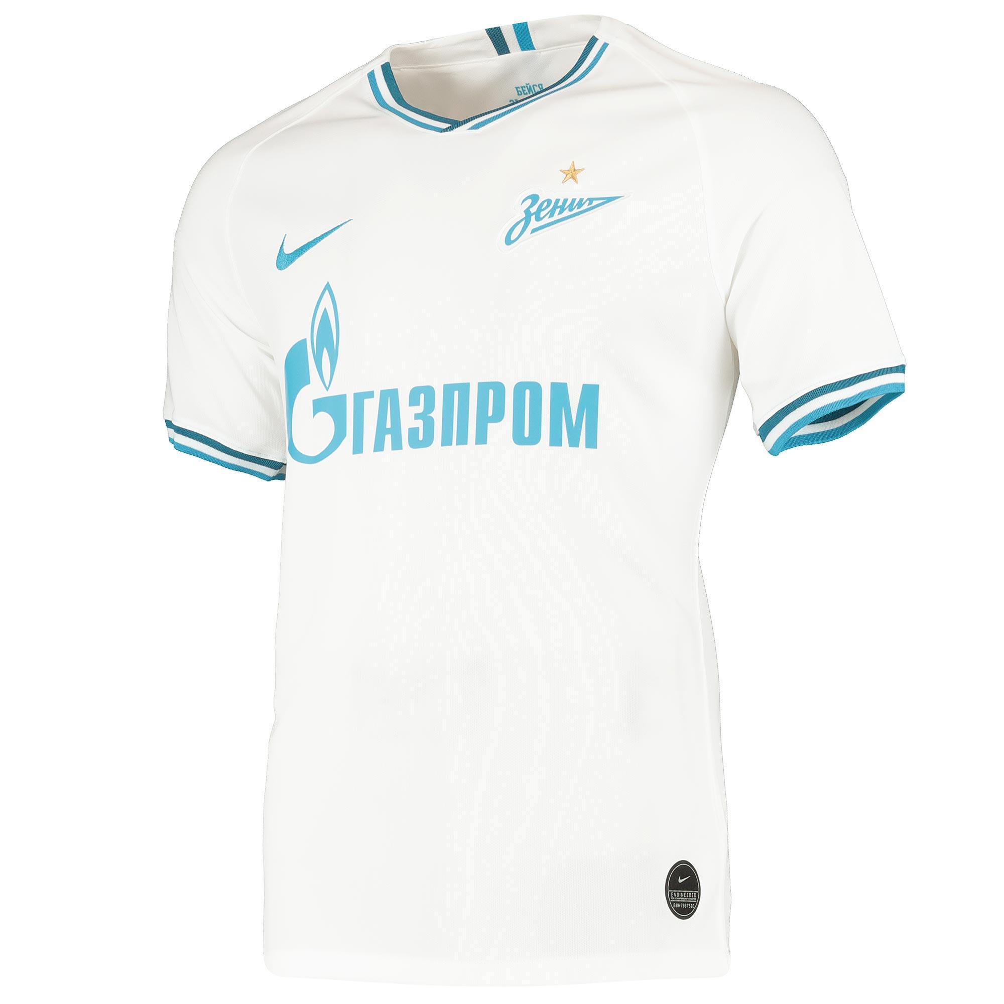Zenit St Petersburg Away baju