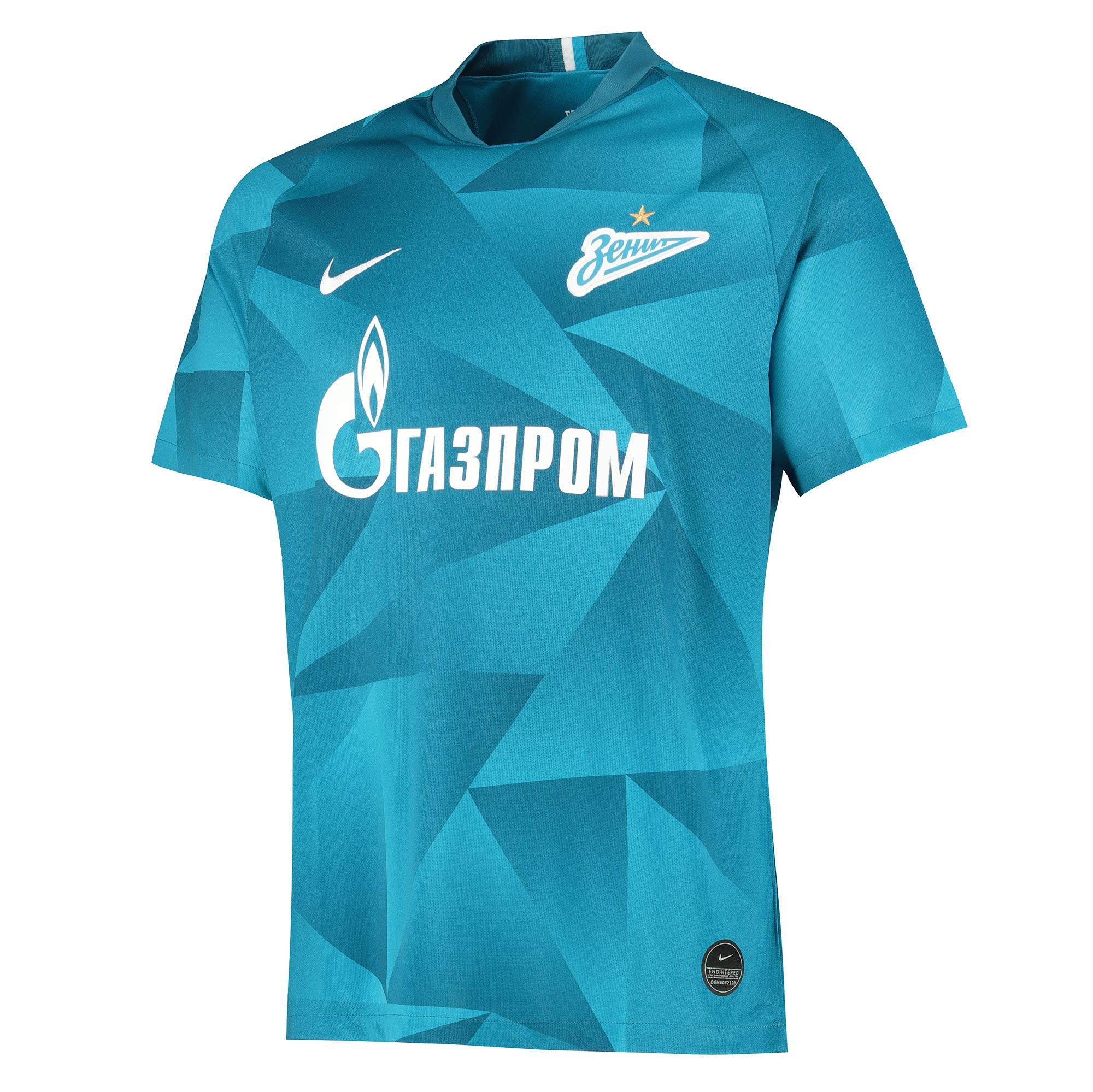Zenit St Petersburg Home shirt