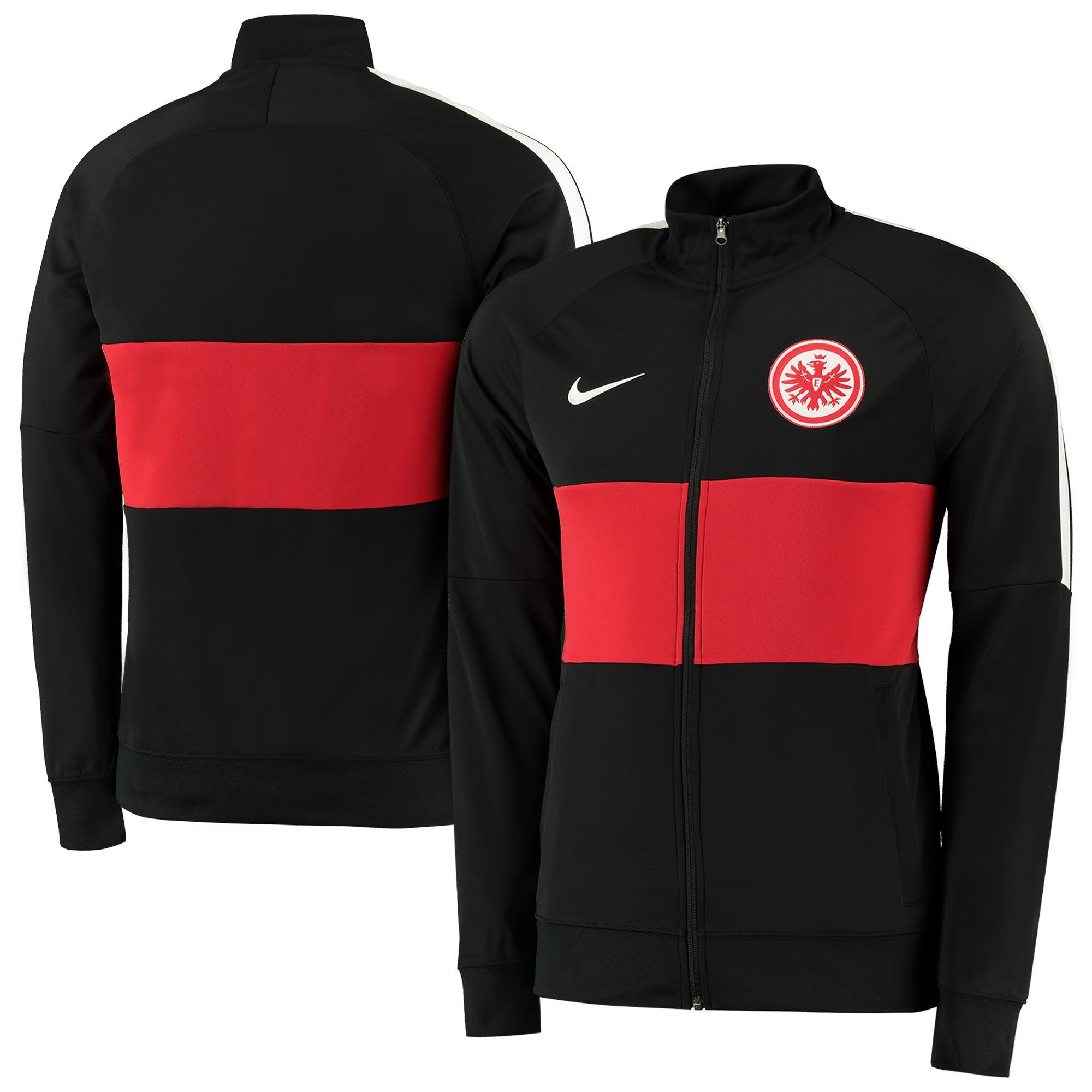 Nike Eintracht Frankfurt Academy Track Jacket Dry BlackRedWhite
