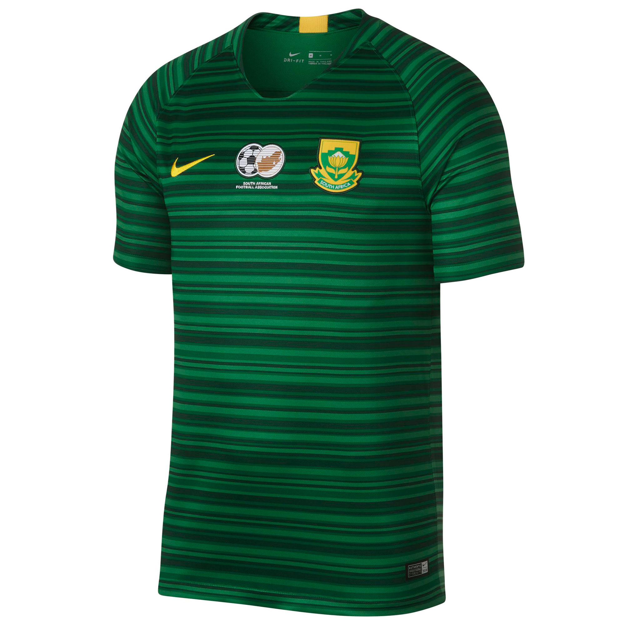 South Africa Away Stadium Shirt 2019-20 - Men's