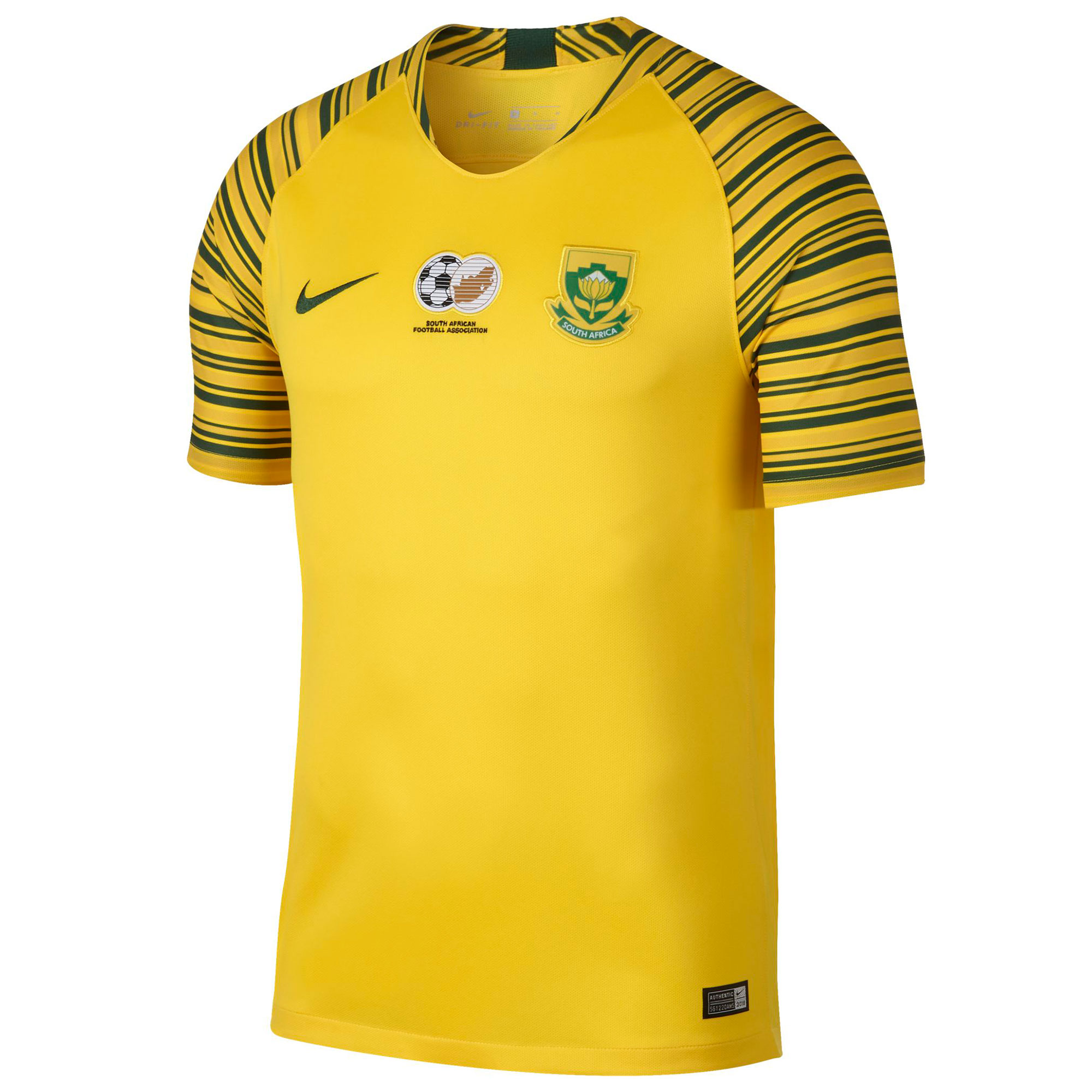 South Africa home shirt