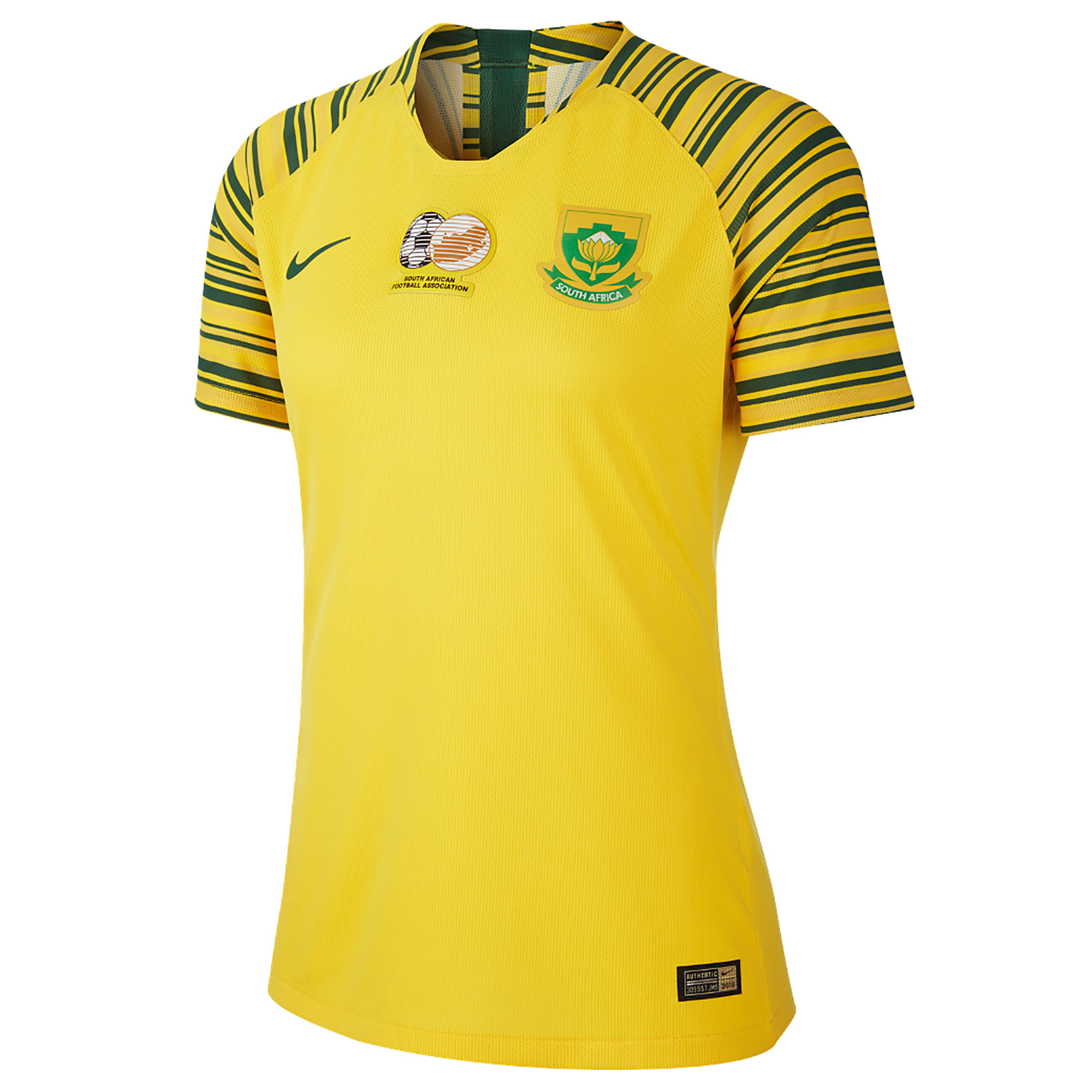 South Africa Home Stadium Shirt 2019-20 - Women's