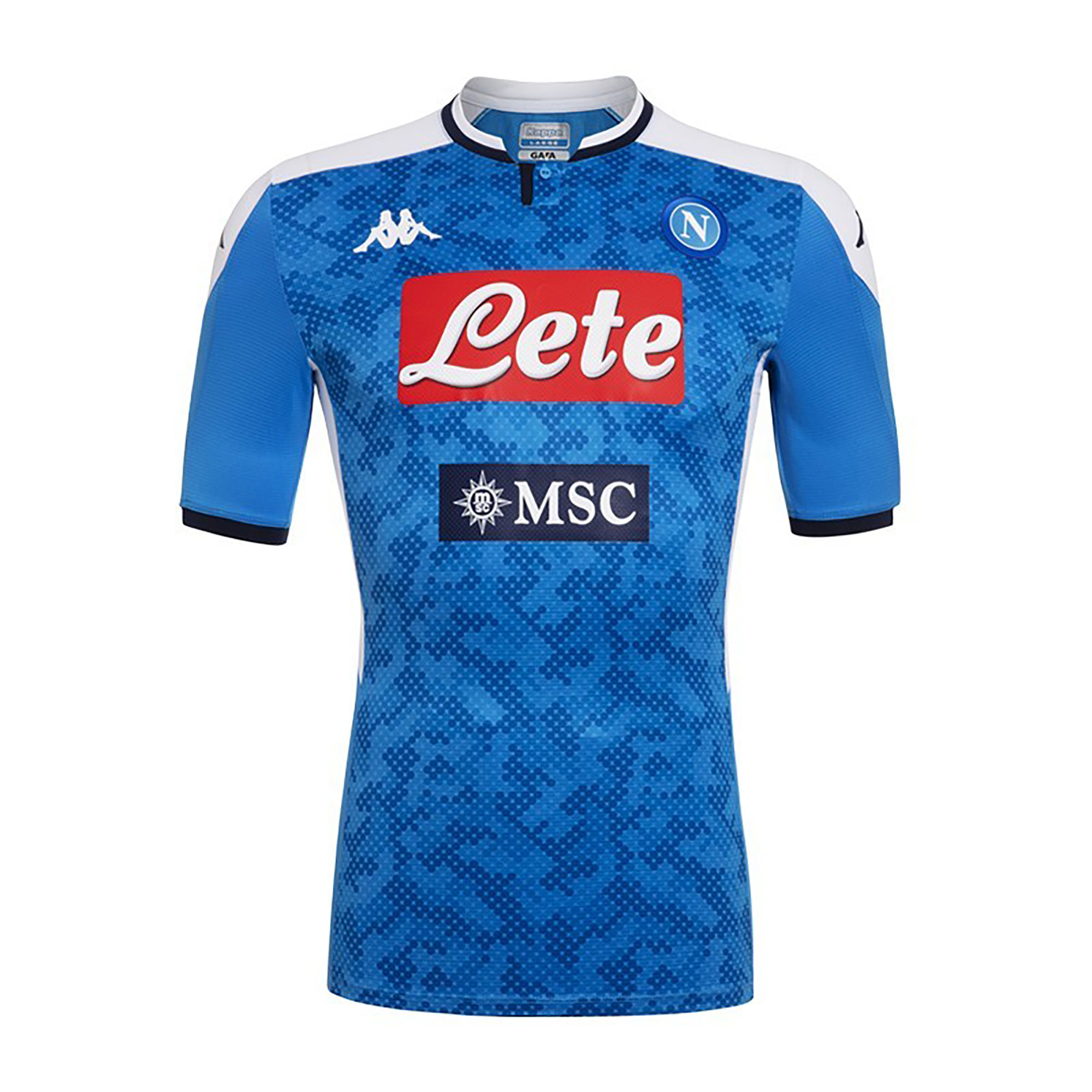 Napoli Home Shirt