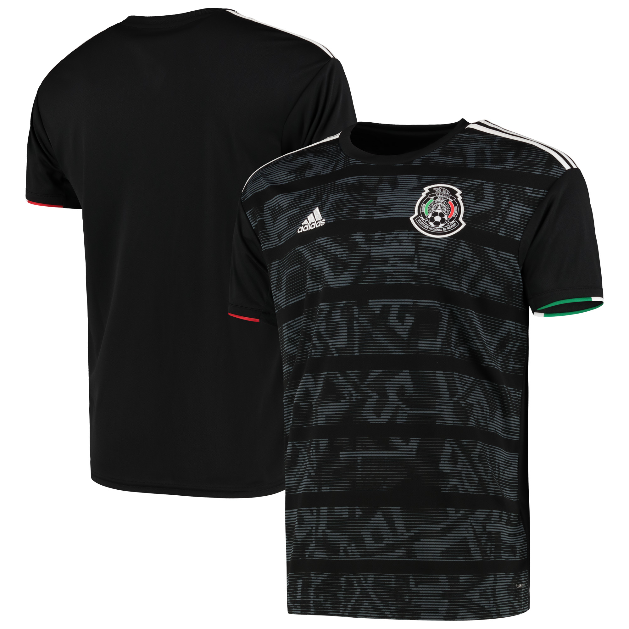 Mexico Home Shirt 2019-21